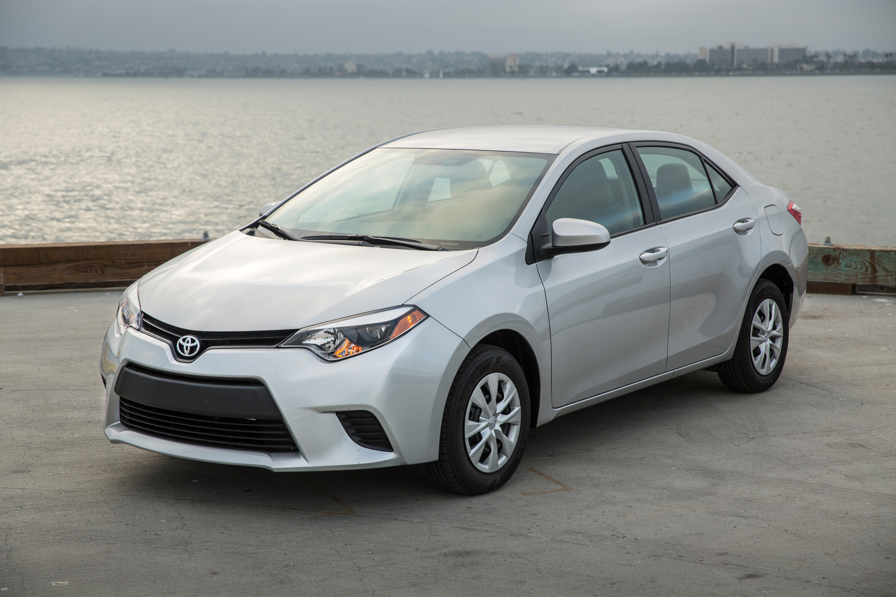 2015 Toyota Corolla Styling Review - The Car Connection