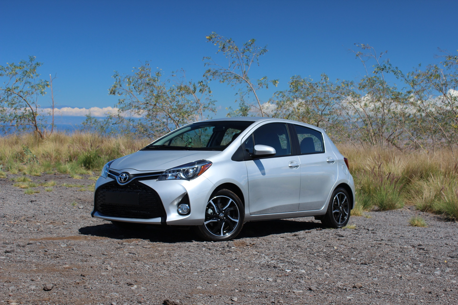 2015 toyota yaris review ratings specs prices and photos the car connection. Black Bedroom Furniture Sets. Home Design Ideas
