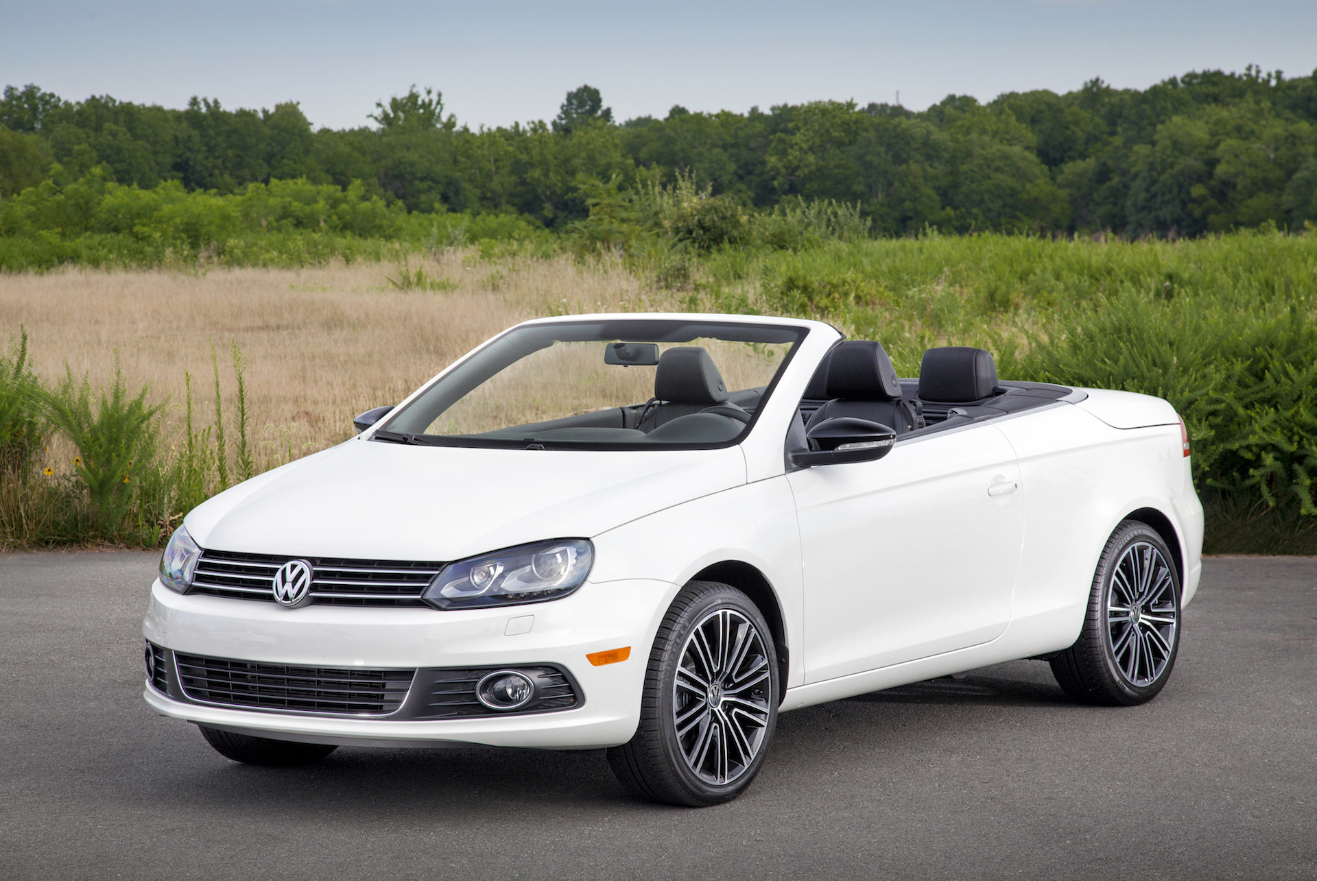 2015 volkswagen eos vw review ratings specs prices and photos the car connection. Black Bedroom Furniture Sets. Home Design Ideas