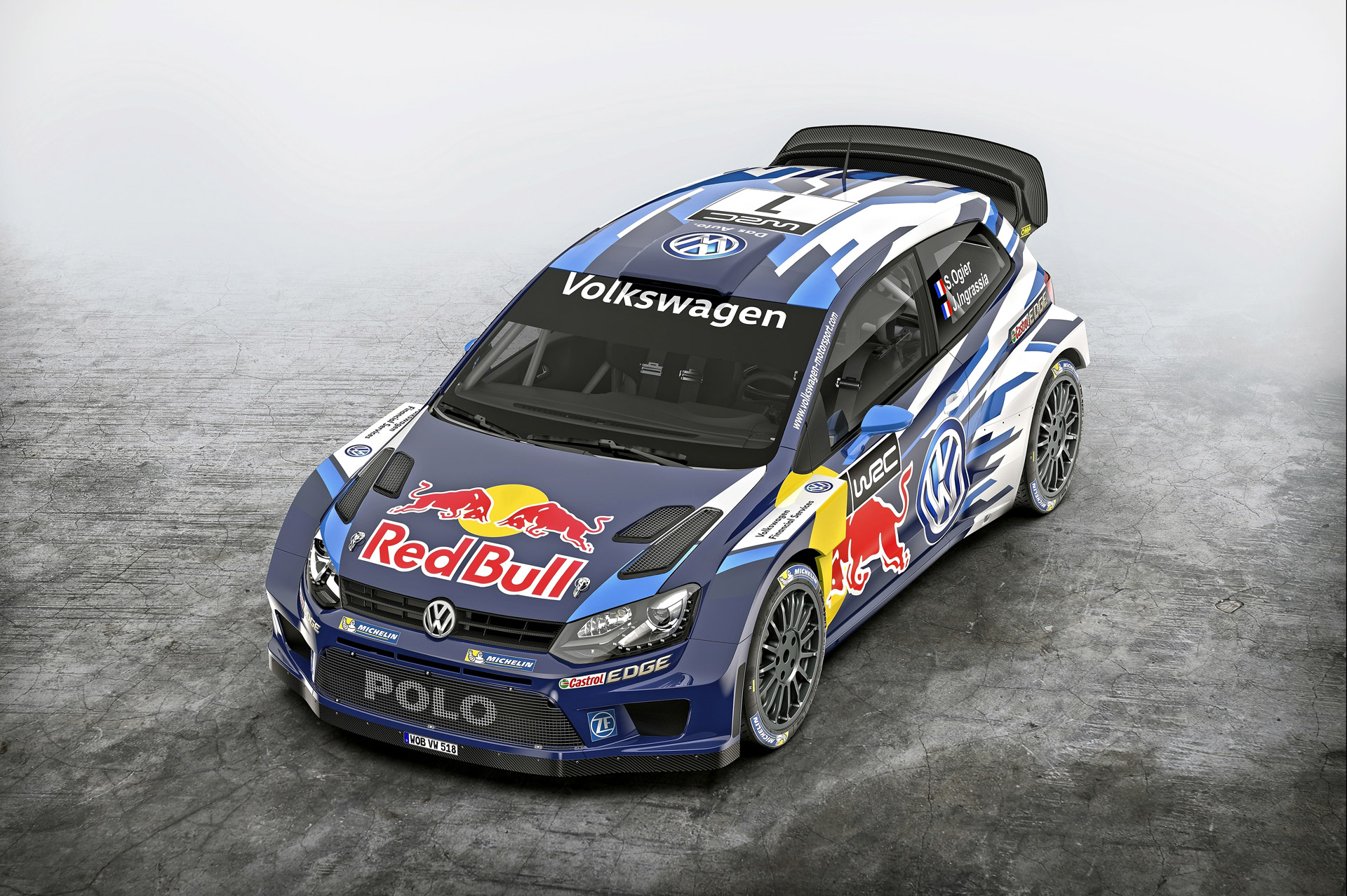 New Volkswagen Polo R Wrc Revealed Ahead Of 2015