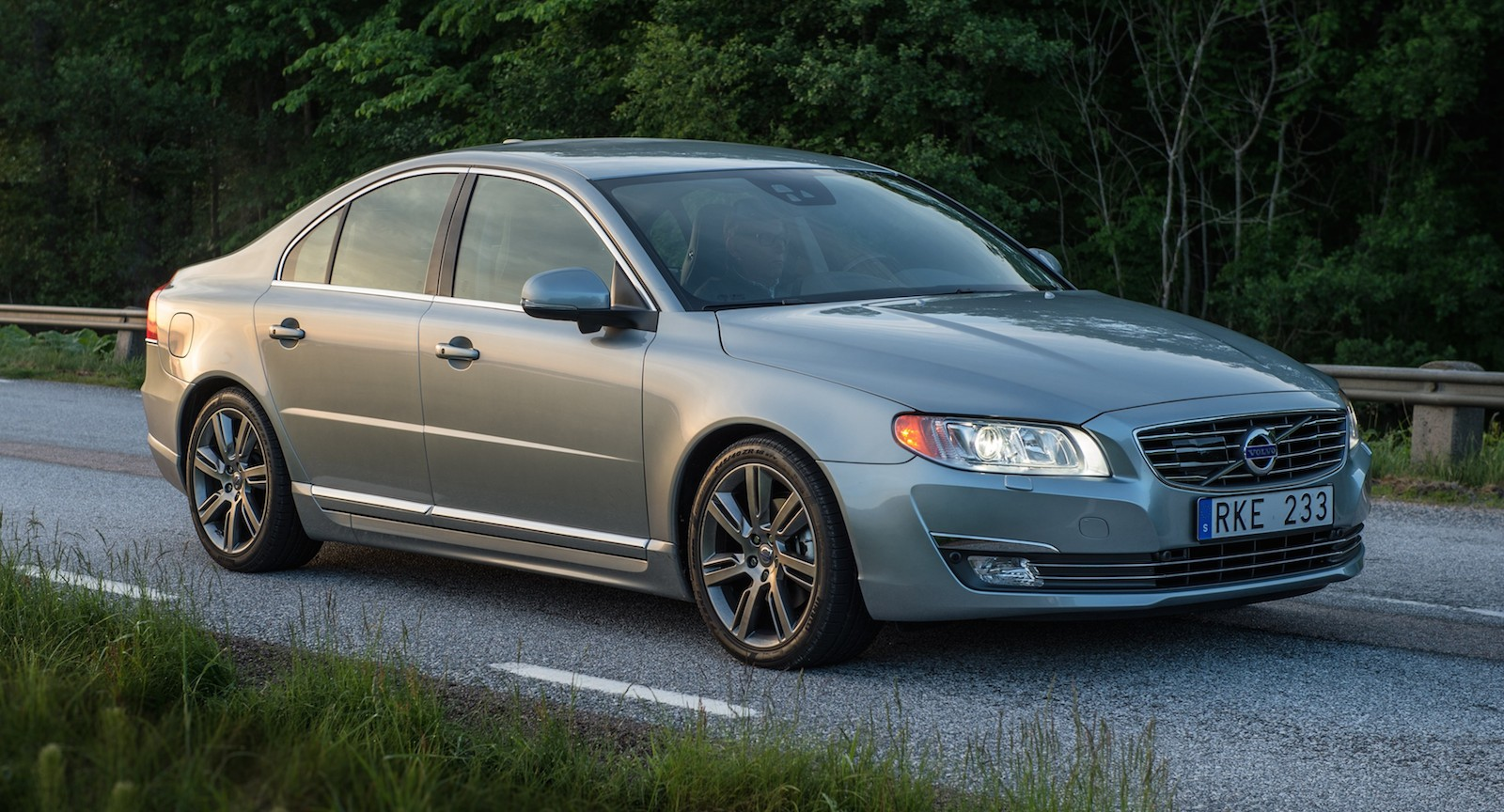 Volvo S80 Replacing S90 Next Up After New Xc90 Report