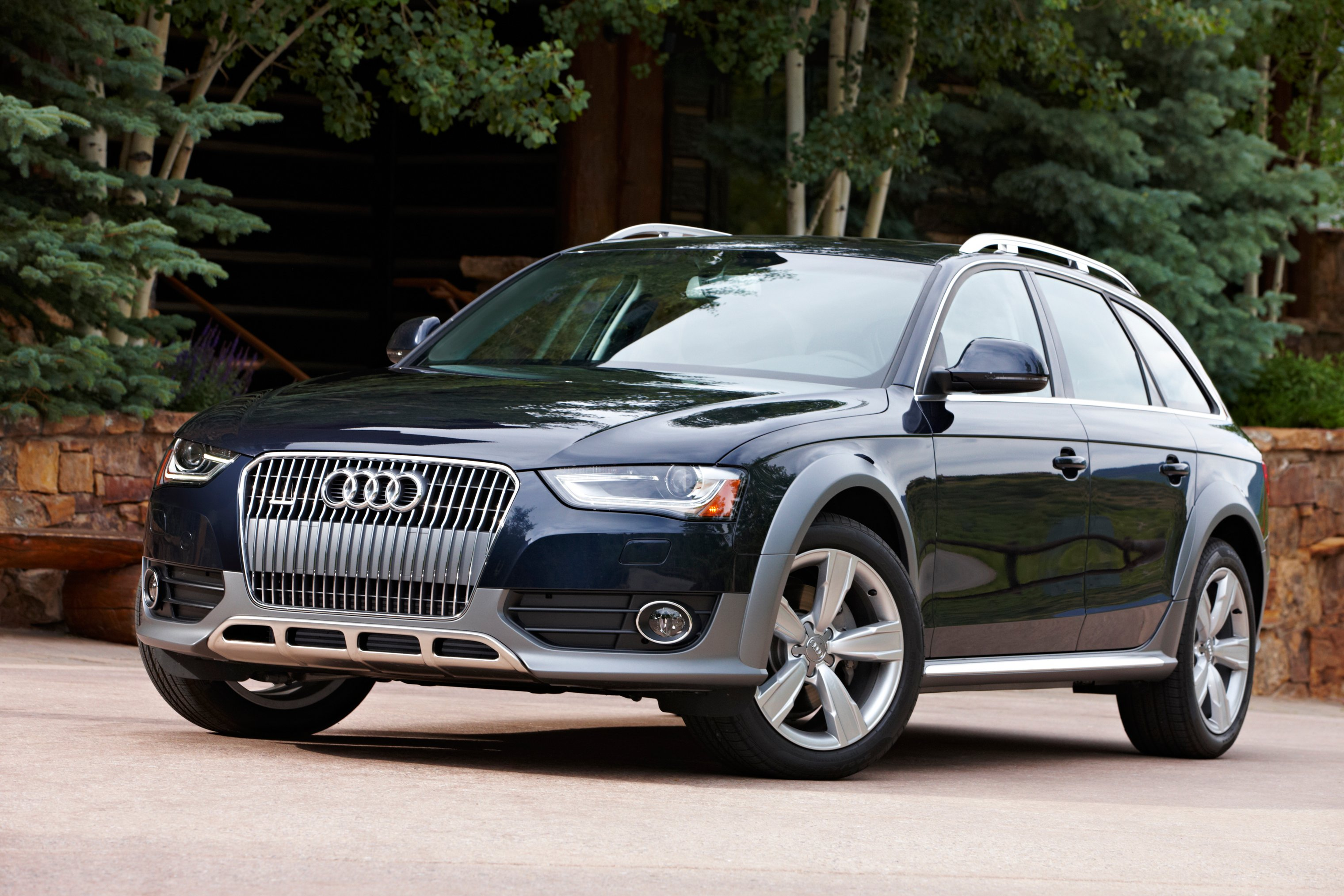 2016 audi allroad review ratings specs prices and photos the car connection. Black Bedroom Furniture Sets. Home Design Ideas