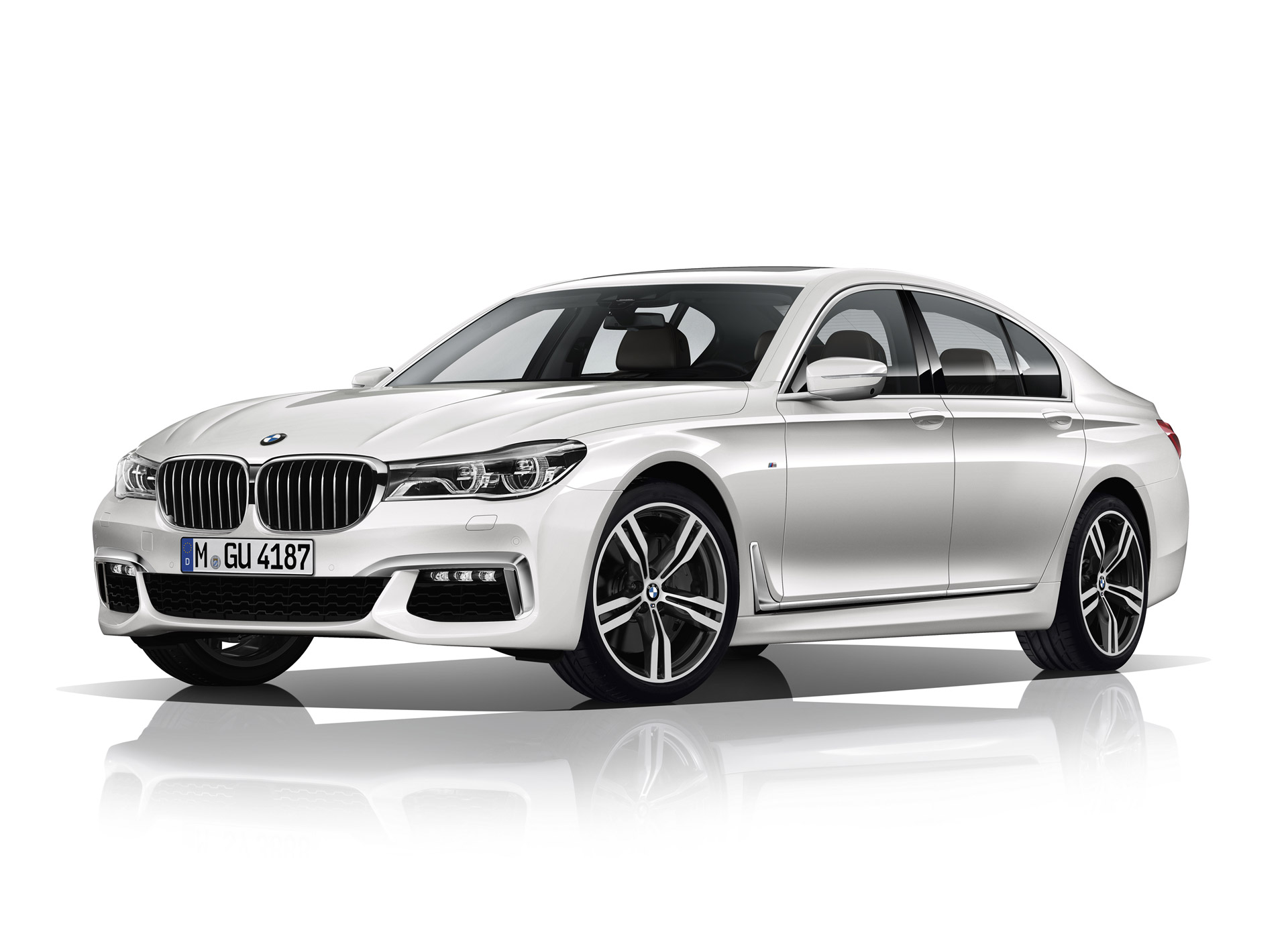 2016 BMW 7-Series Review, Ratings, Specs, Prices, and ...