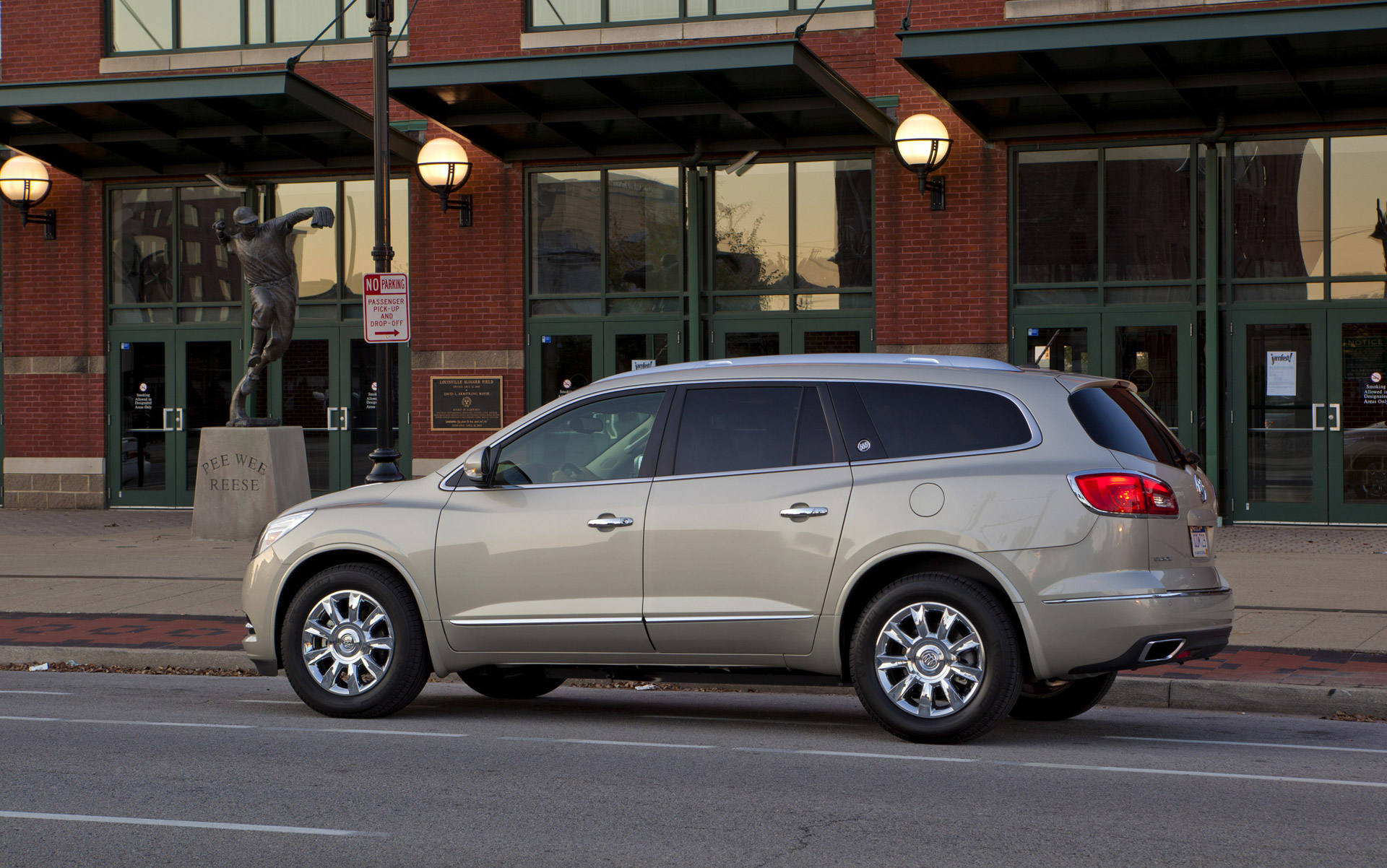 2016 buick enclave review ratings specs prices and photos the car connection. Black Bedroom Furniture Sets. Home Design Ideas