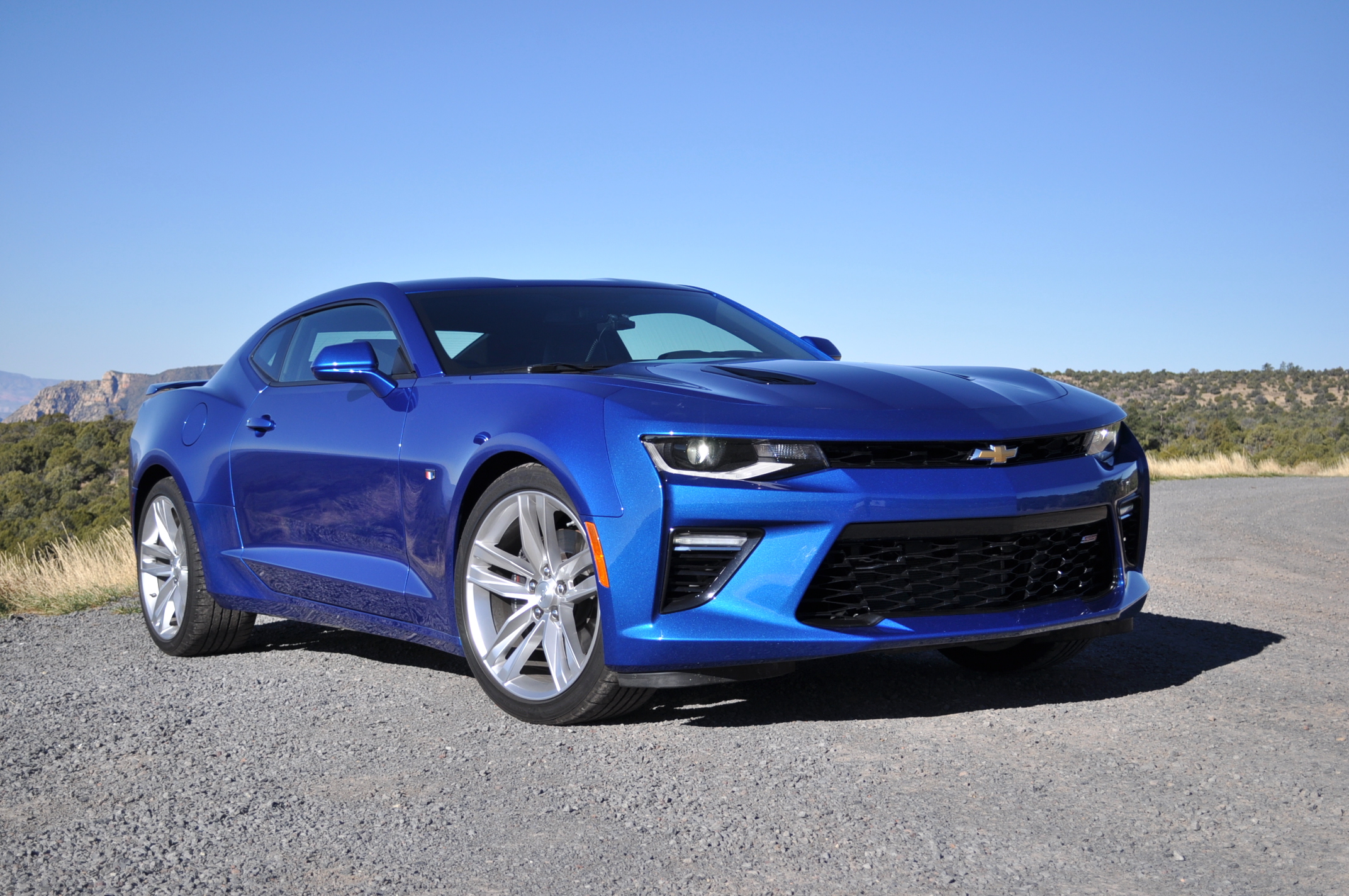 2016 chevrolet camaro ss video road test - Camaro ss ...