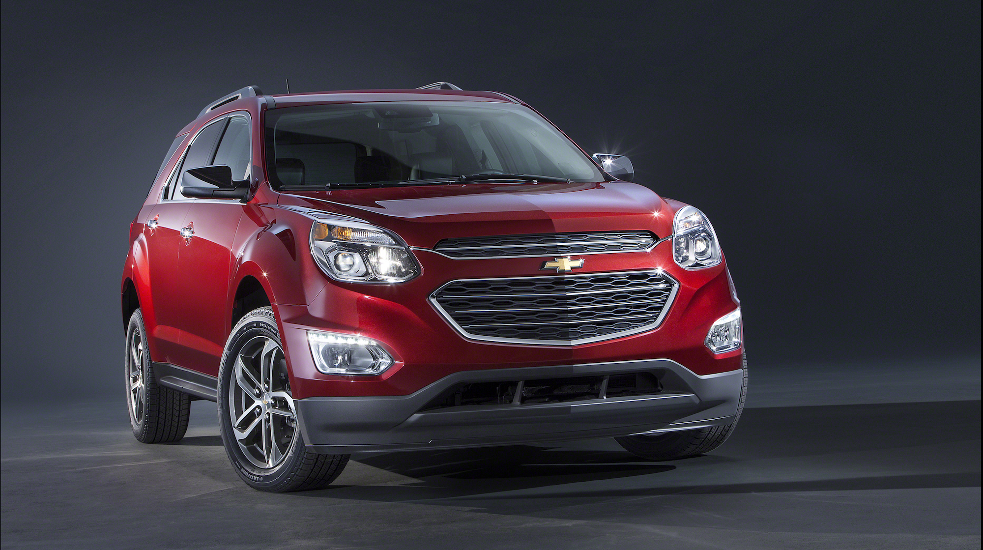2016 chevrolet equinox unveiled 2015 chicago auto show. Black Bedroom Furniture Sets. Home Design Ideas