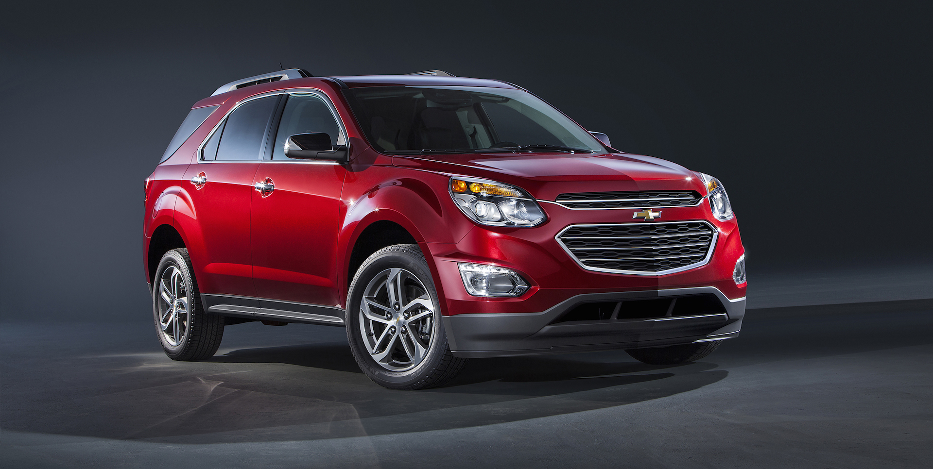 2016 chevrolet equinox updated suv unveiled at 2015 chicago auto show. Black Bedroom Furniture Sets. Home Design Ideas