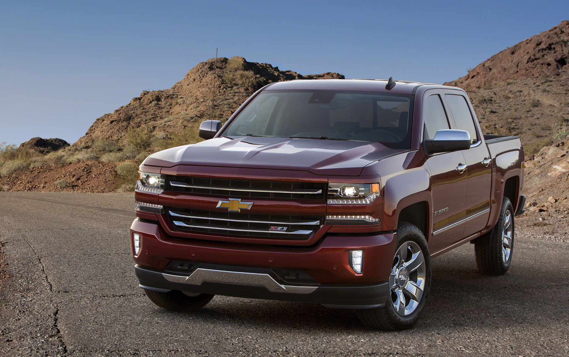 2016 chevrolet silverado 1500 chevy review ratings specs prices and photos the car. Black Bedroom Furniture Sets. Home Design Ideas