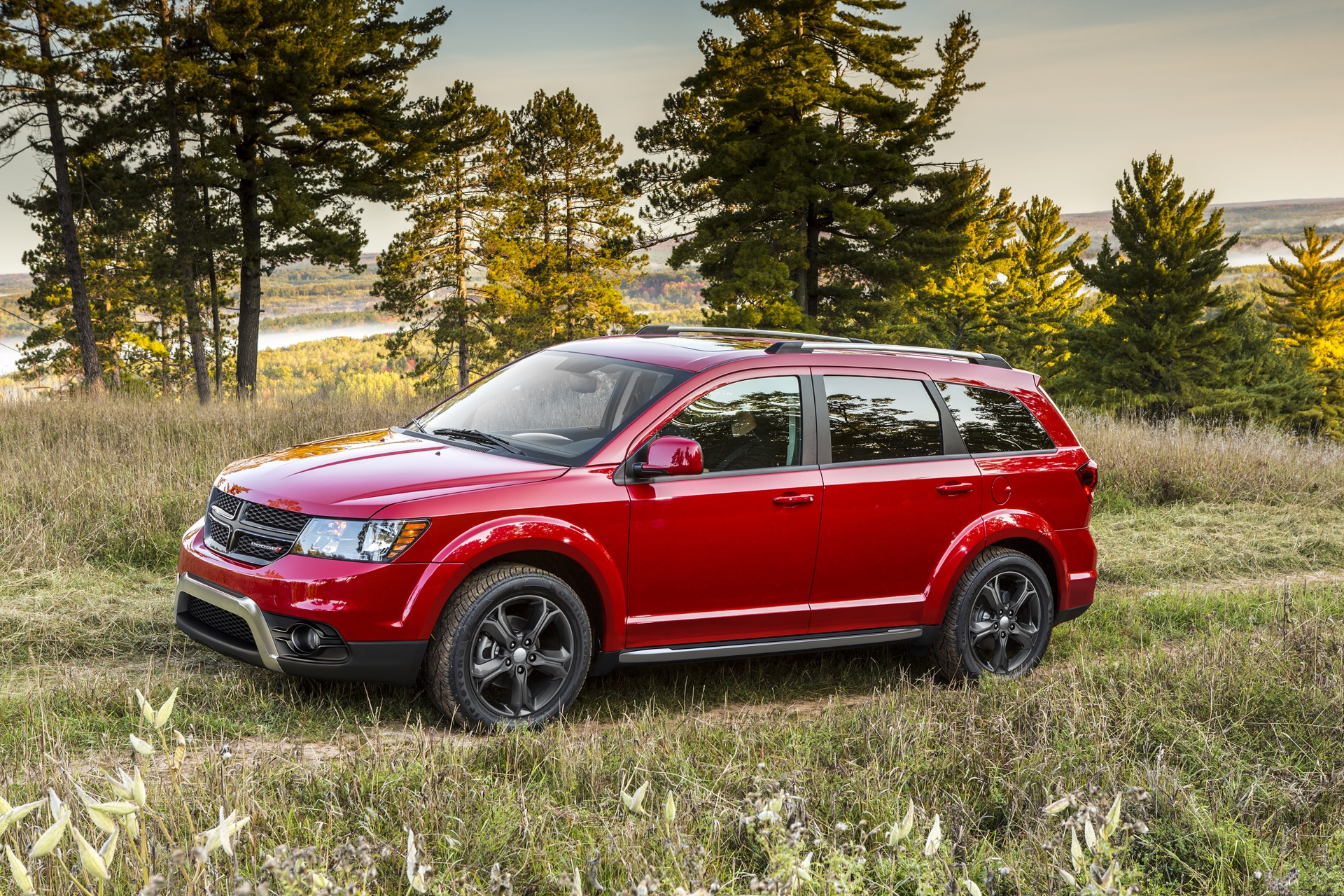 2016 Dodge Journey Gas Mileage The Car Connection