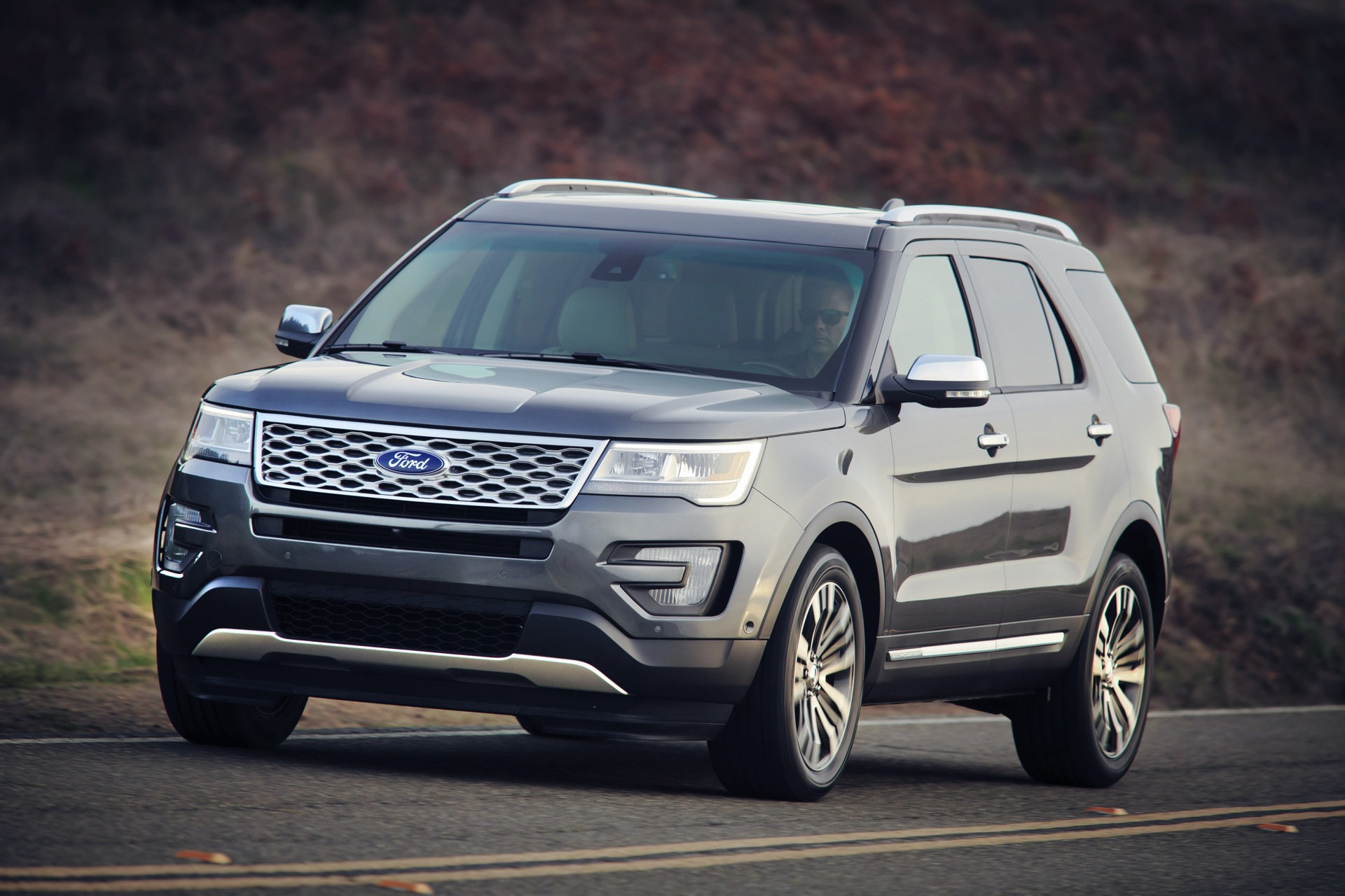 2016 ford explorer review ratings specs prices and photos the car connection. Black Bedroom Furniture Sets. Home Design Ideas