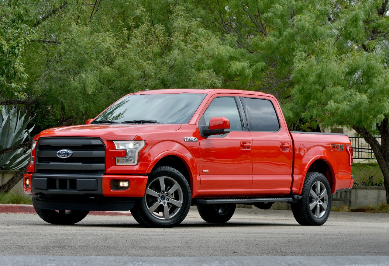 2016 ford f 150 gas mileage the car connection. Black Bedroom Furniture Sets. Home Design Ideas
