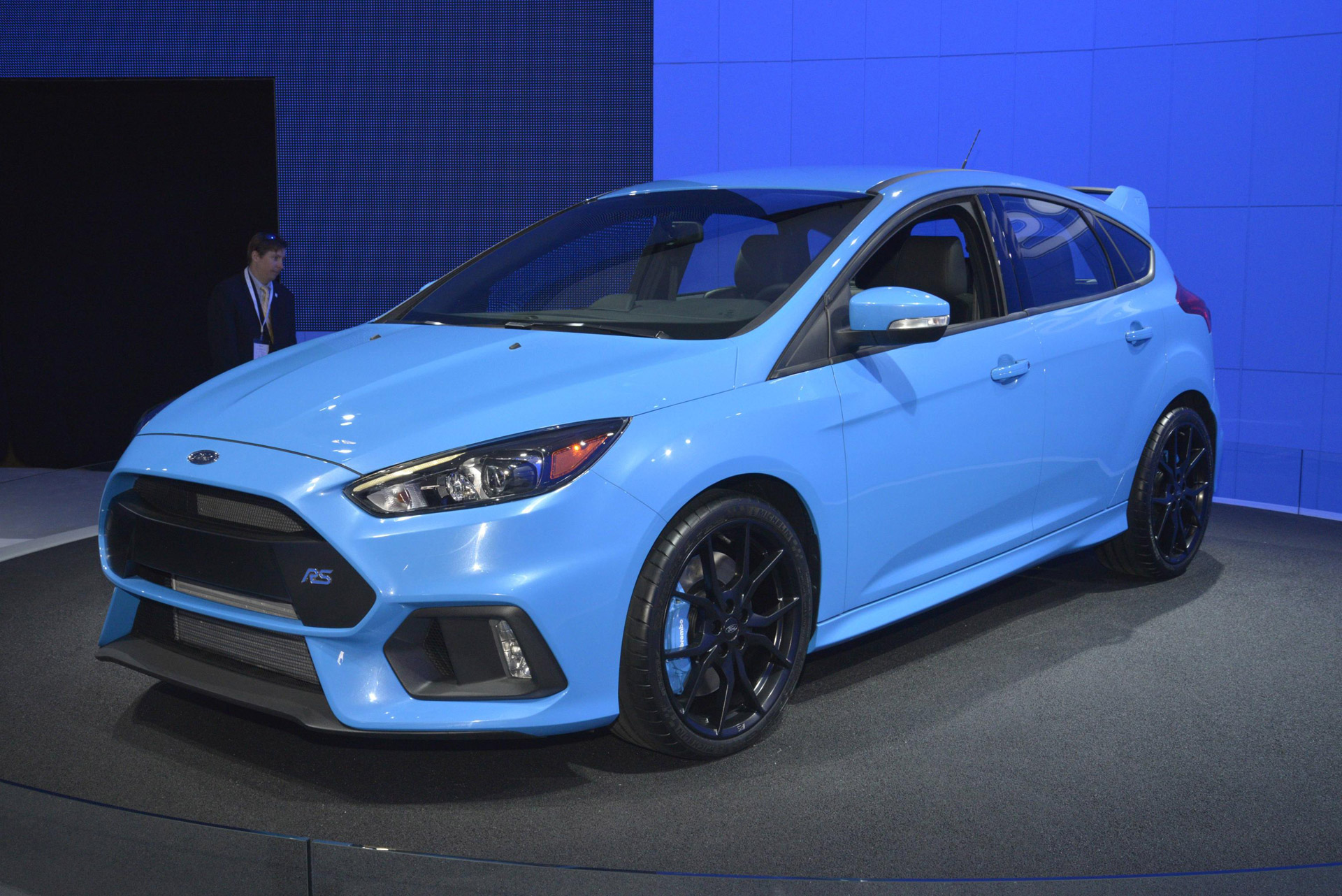 2016 ford focus rs u s specs availability confirmed live photos and video page 2. Black Bedroom Furniture Sets. Home Design Ideas