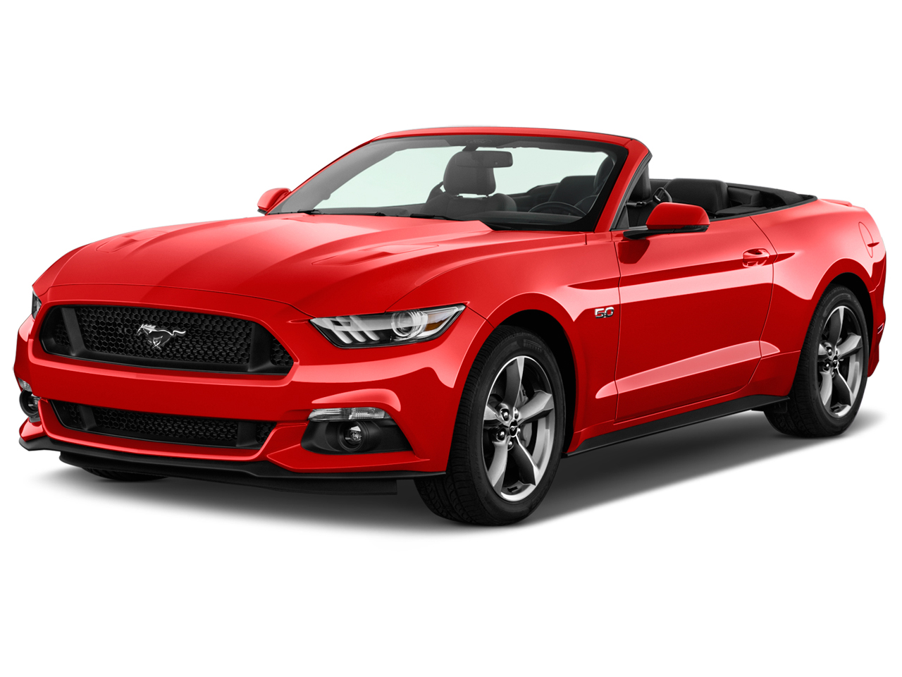 2016 ford mustang review ratings specs prices and photos the car connection. Black Bedroom Furniture Sets. Home Design Ideas