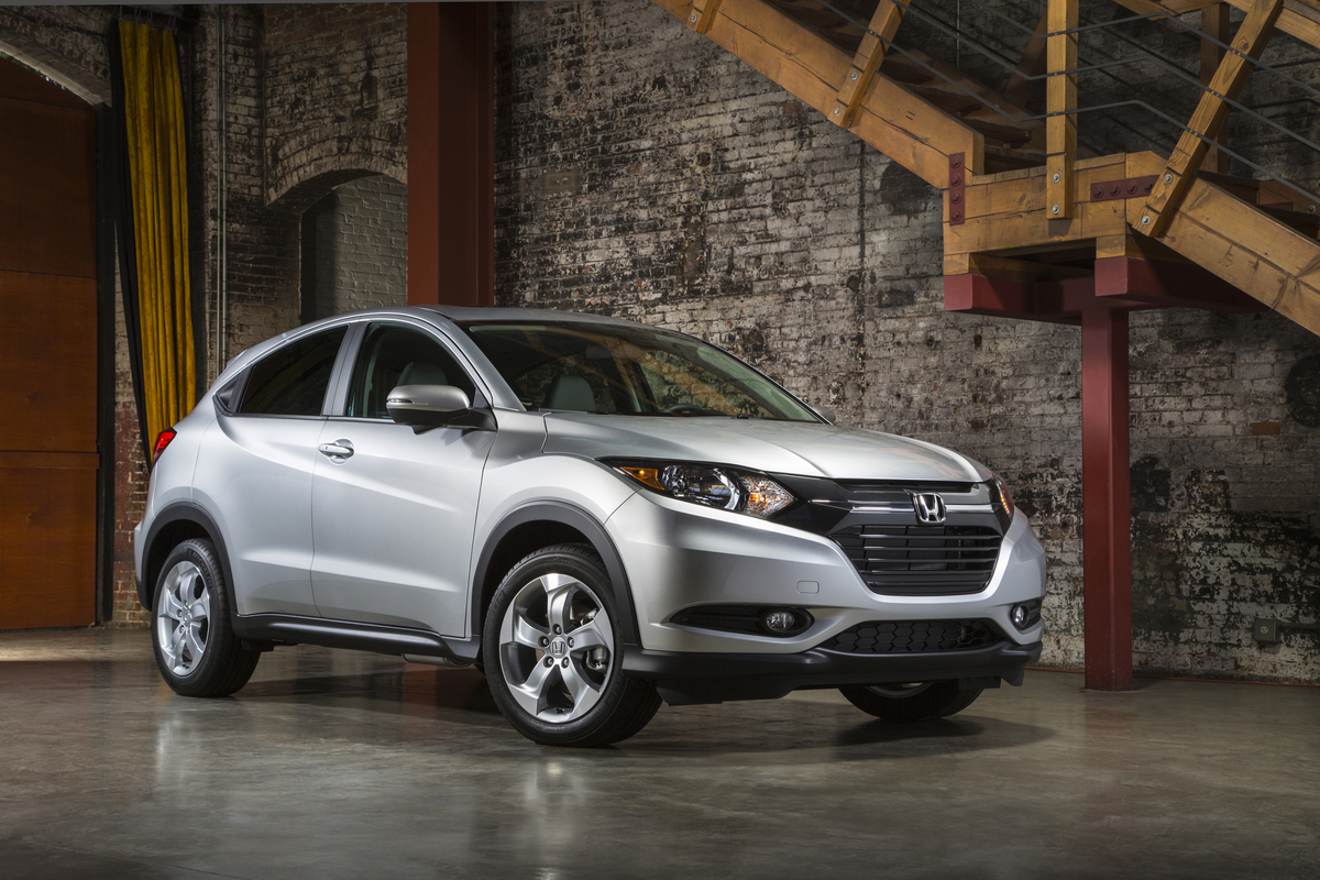 2016 Honda HR-V Review, Ratings, Specs, Prices, and Photos ...
