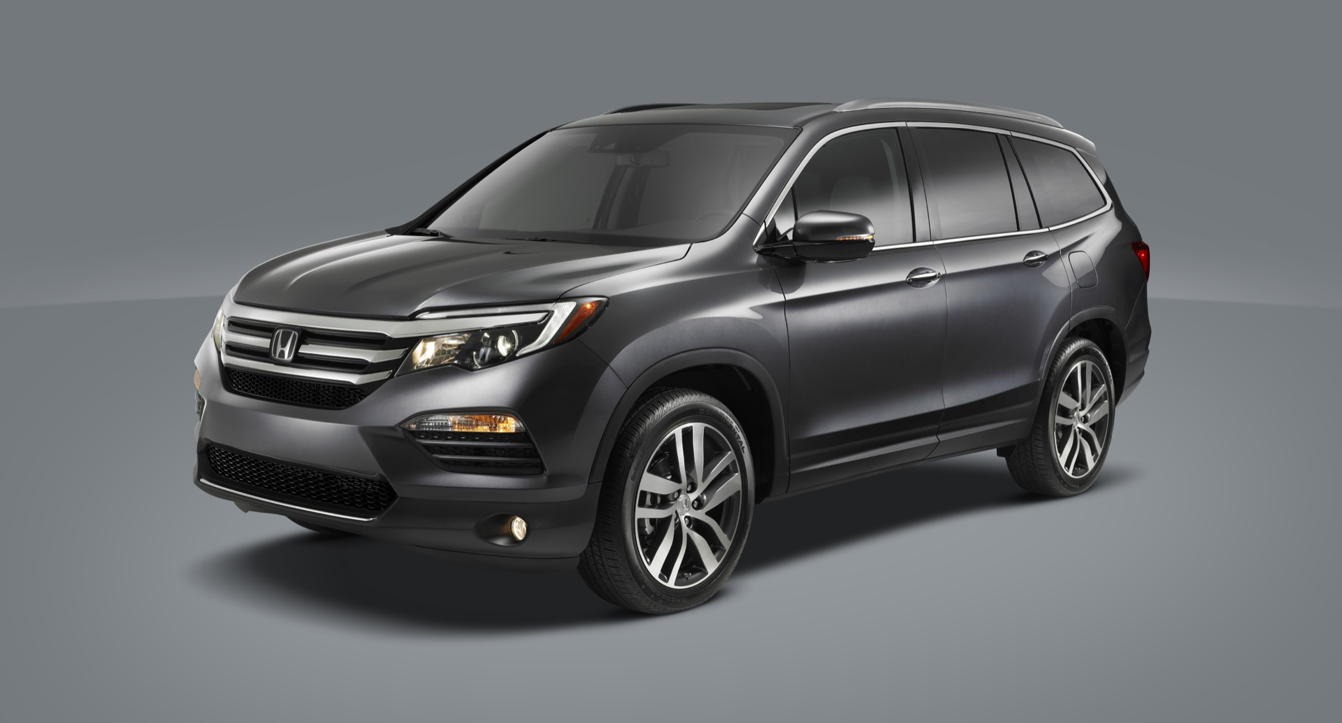 2016 honda pilot review ratings specs prices and photos the car connection. Black Bedroom Furniture Sets. Home Design Ideas