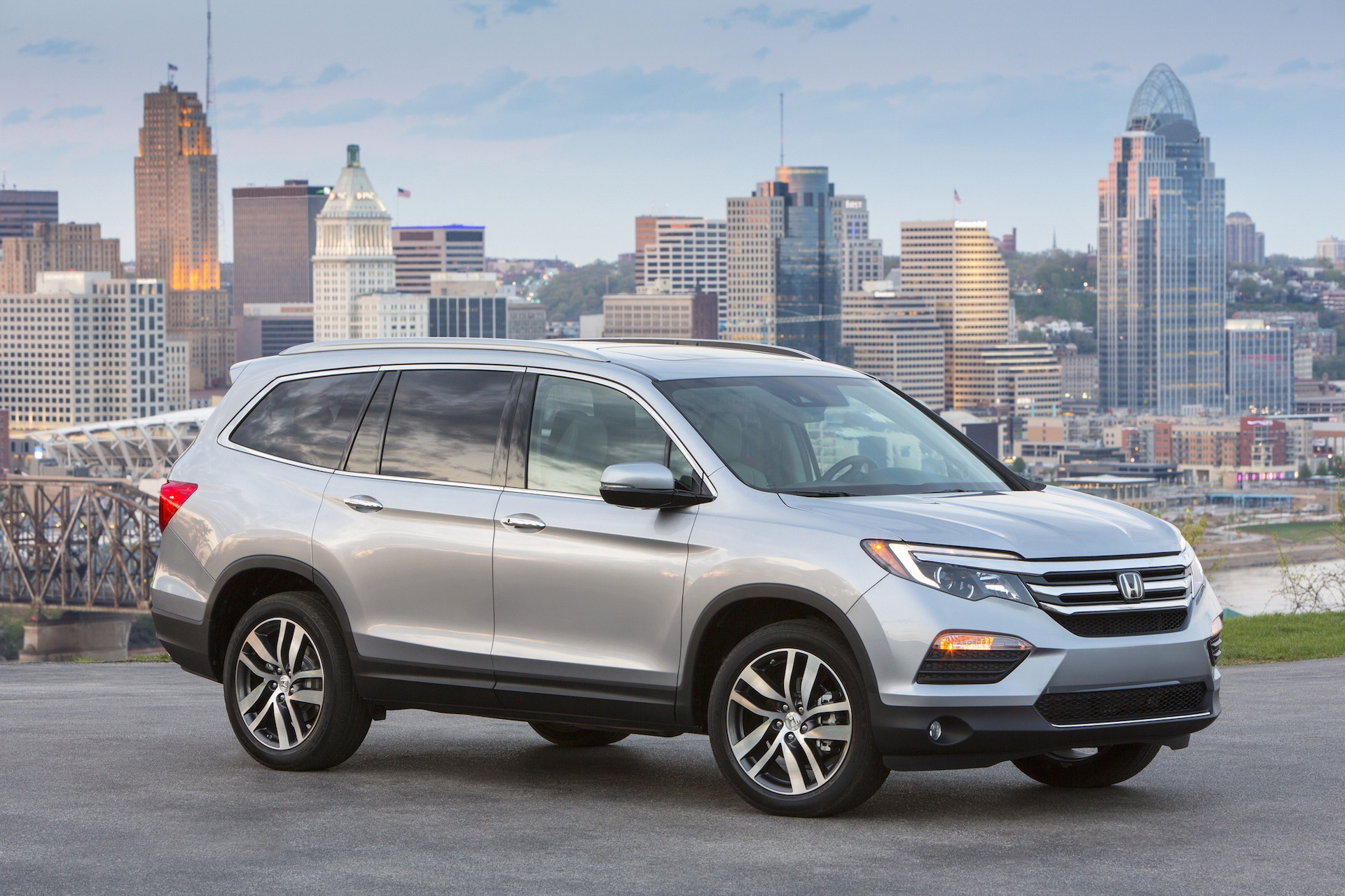 2016 Honda Pilot Review, Ratings, Specs, Prices, and Photos - The Car ...