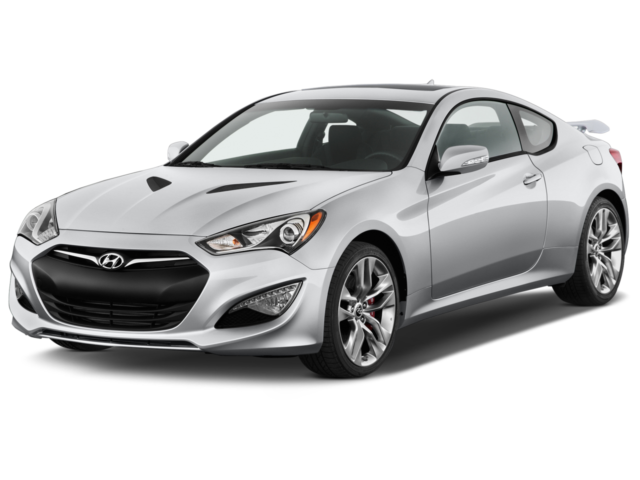 2016 hyundai genesis coupe review ratings specs prices and photos the car connection. Black Bedroom Furniture Sets. Home Design Ideas