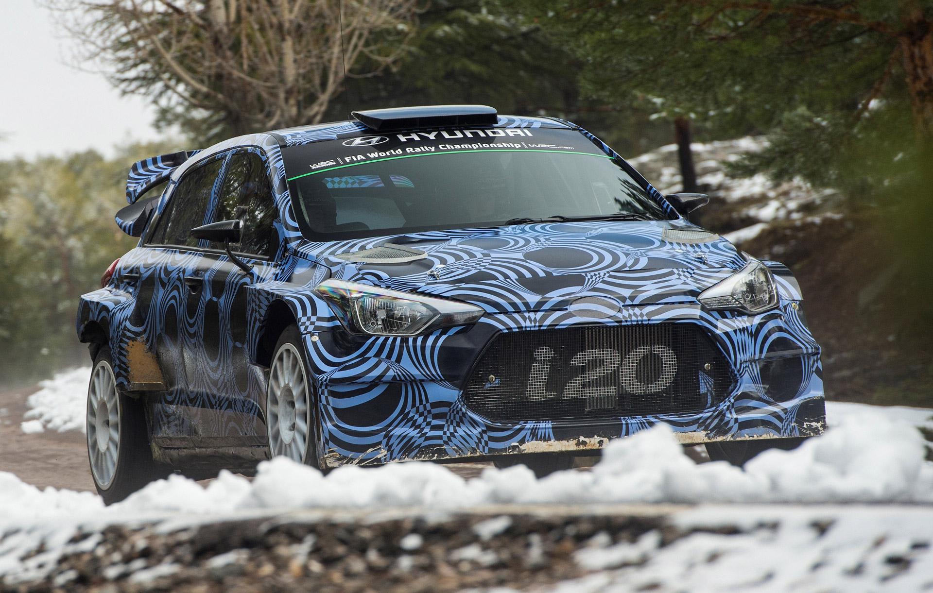 2016 Hyundai i20 WRC Images - 2016 Cars Release Date Price