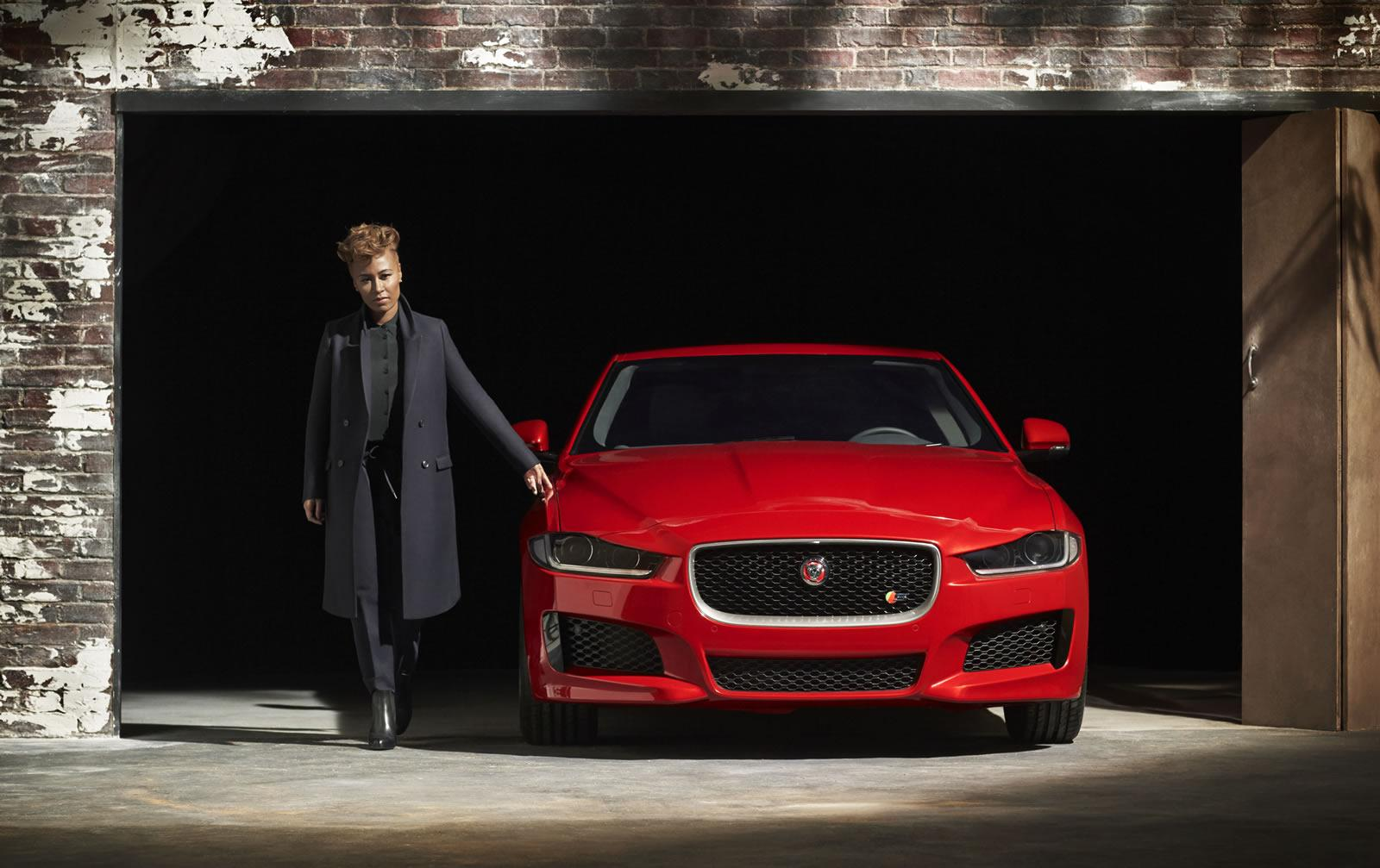 2016 Jaguar Xe First Official Photo Released By Factory