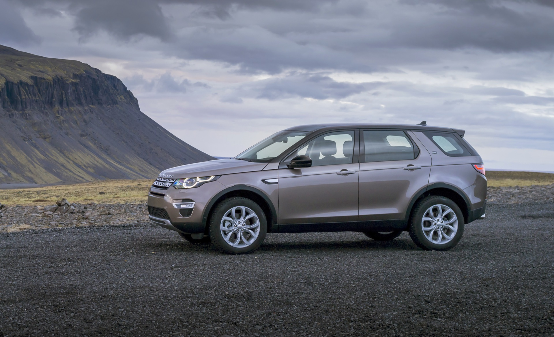 2016 Land Rover Discovery Sport Review Ratings Specs