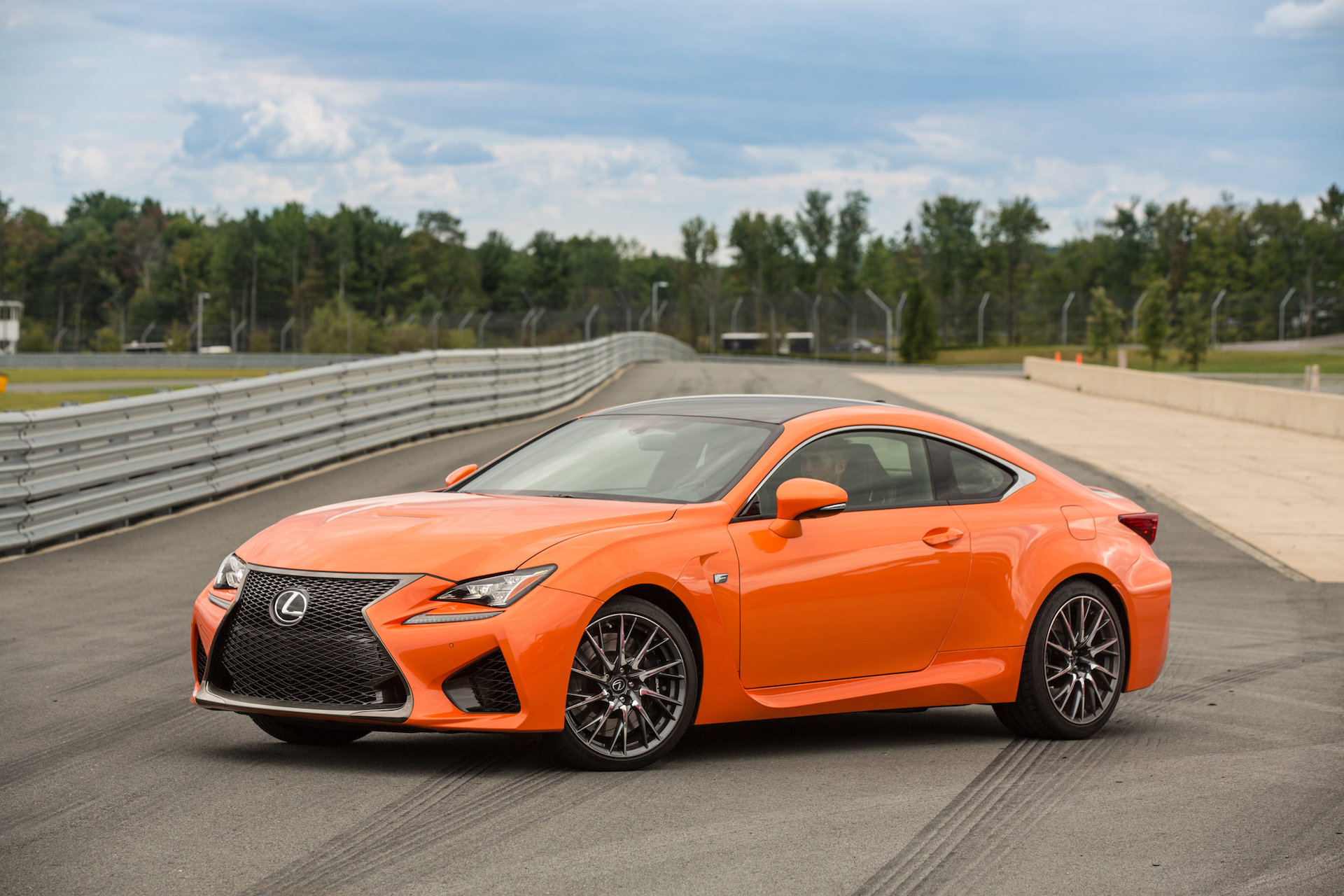 2016 lexus rc f review ratings specs prices and photos the car connection. Black Bedroom Furniture Sets. Home Design Ideas