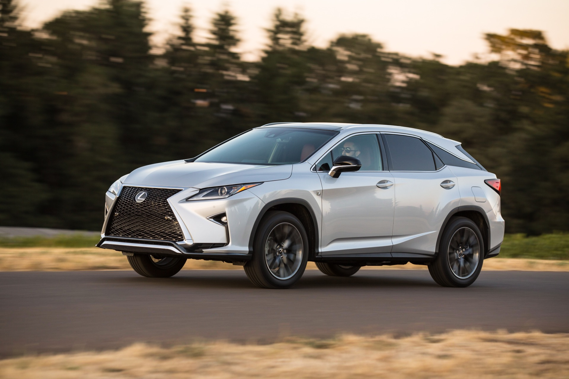2016 lexus rx 350 review ratings specs prices and photos the car connection. Black Bedroom Furniture Sets. Home Design Ideas