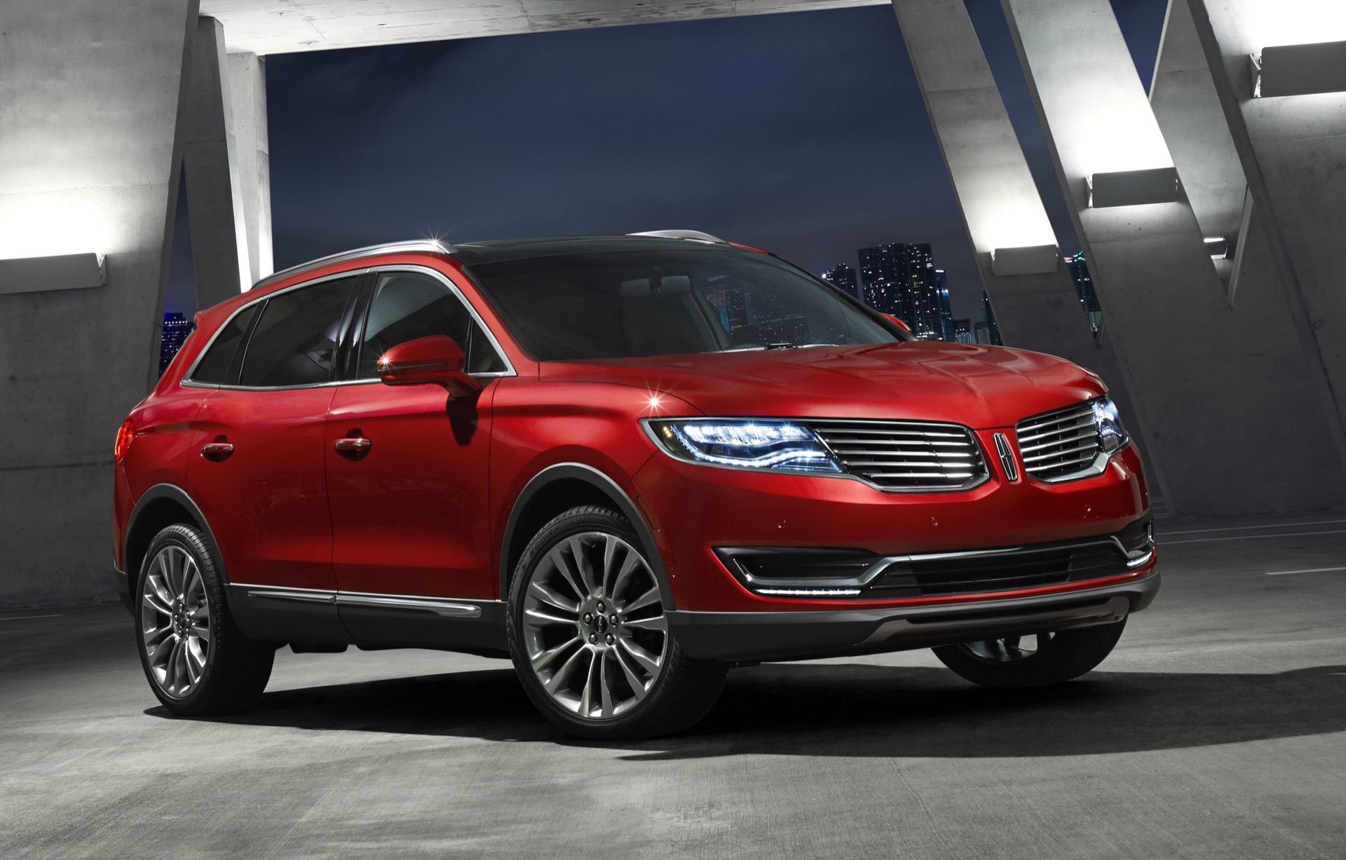Honda Kansas City >> 2016 Lincoln MKX Review, Ratings, Specs, Prices, and ...