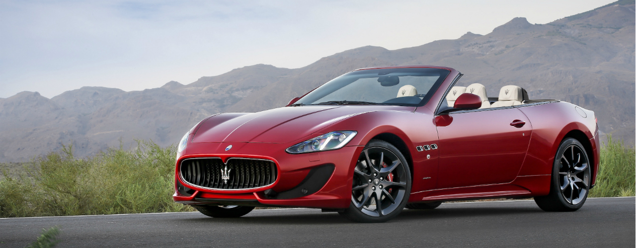 2016 Maserati Granturismo Review Ratings Specs Prices