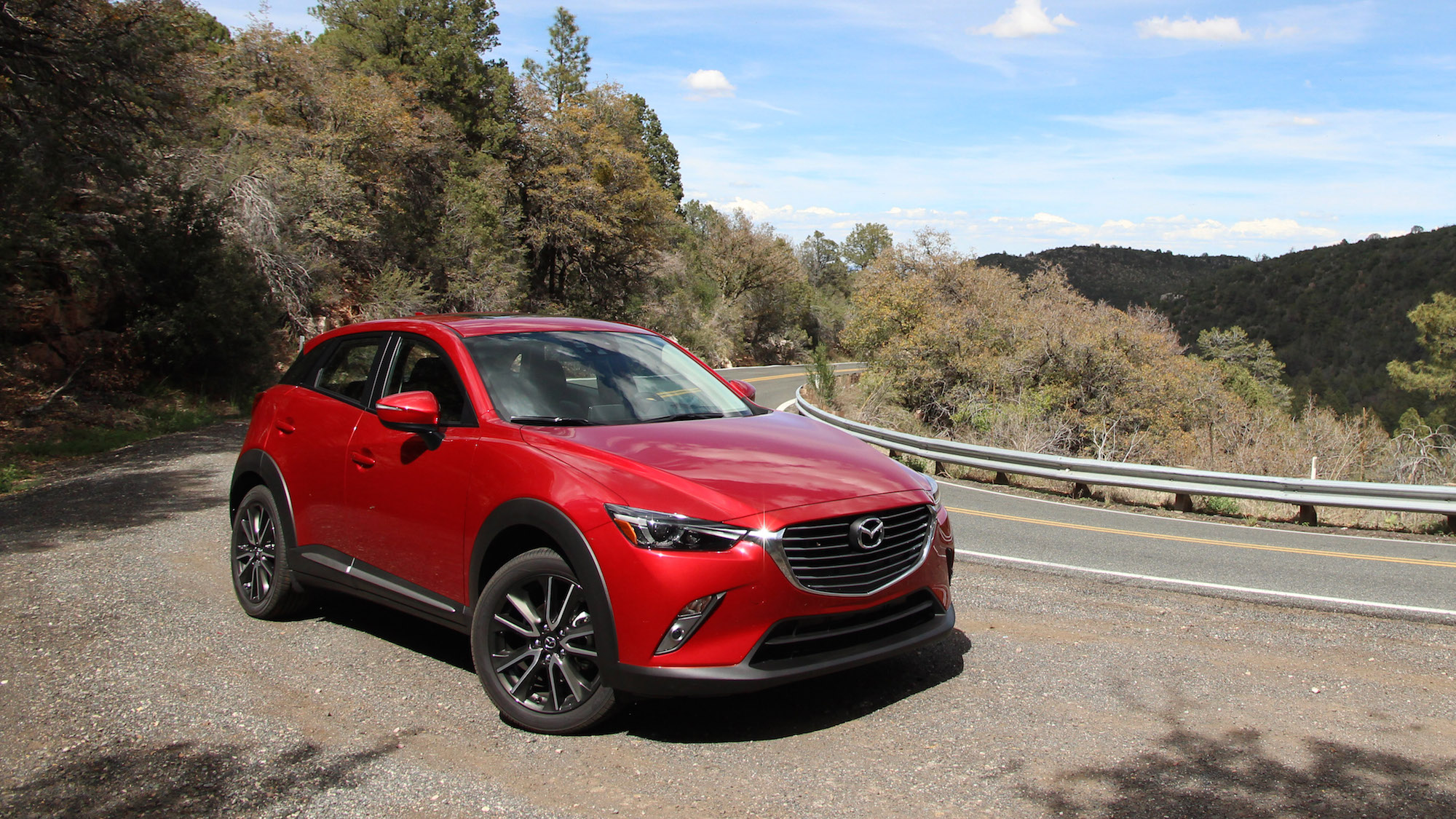 2016 mazda cx 3 first drive. Black Bedroom Furniture Sets. Home Design Ideas