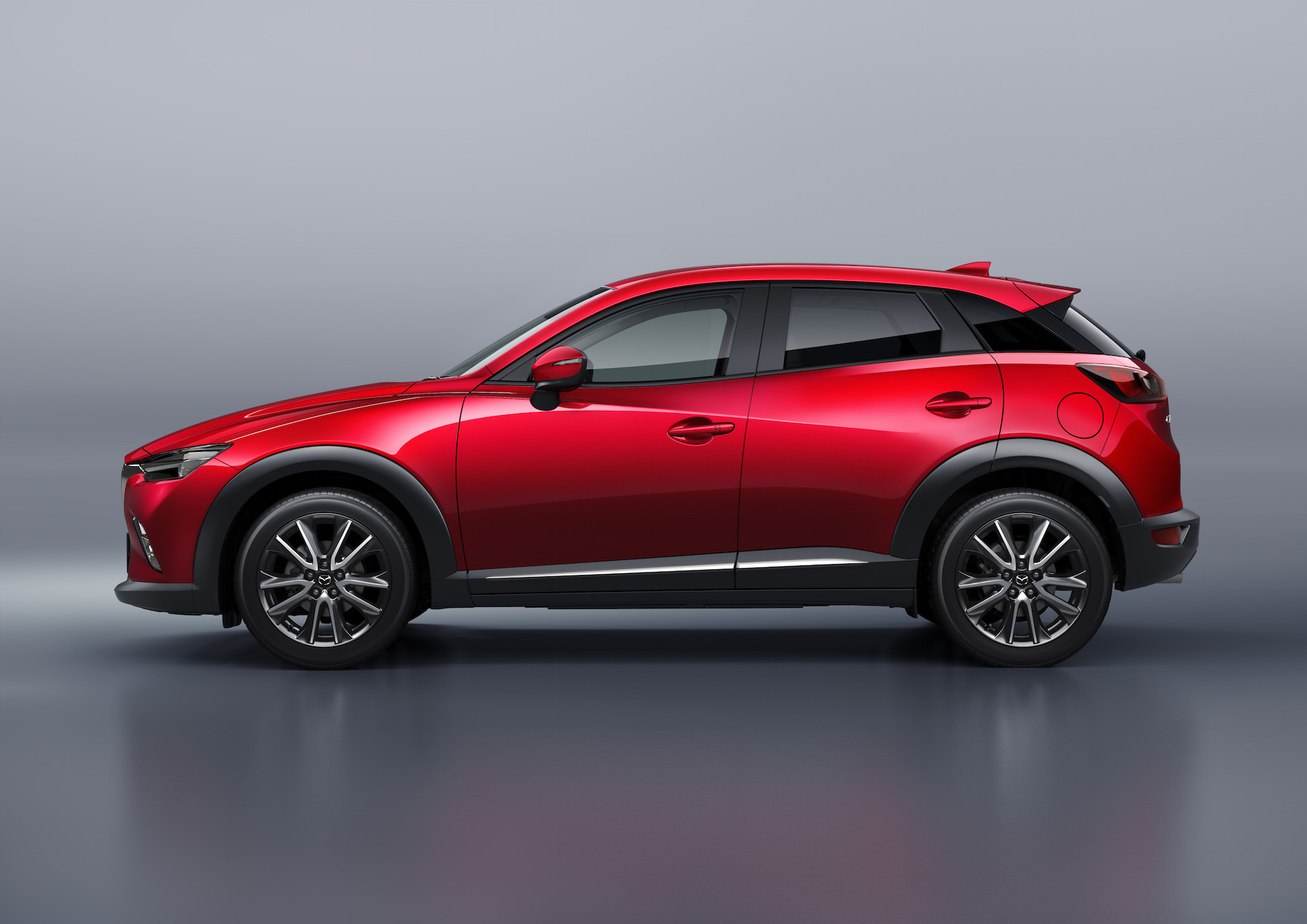 2016 mazda cx 3 review ratings specs prices and photos the car connection. Black Bedroom Furniture Sets. Home Design Ideas