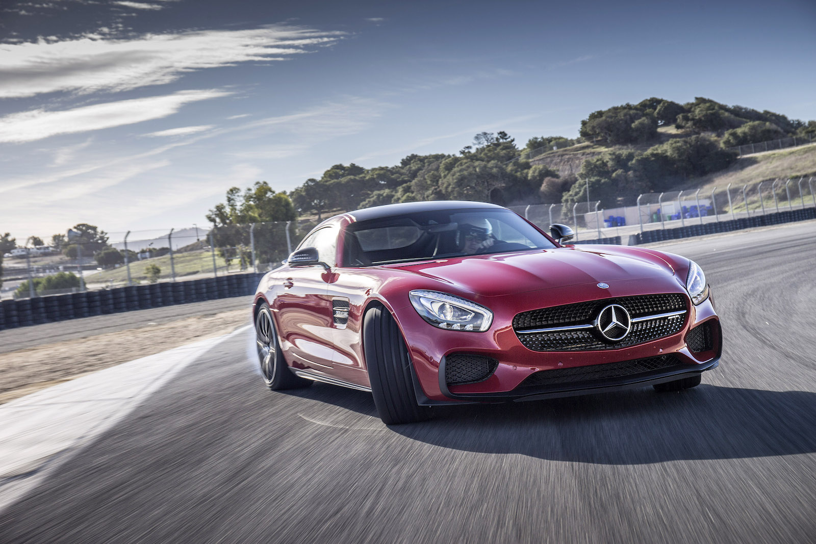 2016 Mercedes Benz Amg Gt S First Drive