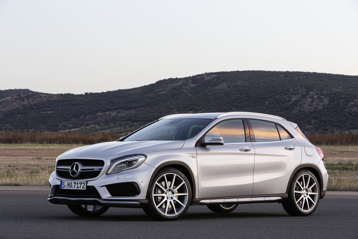 2016 mercedes benz gla class review ratings specs prices and photos the car connection. Black Bedroom Furniture Sets. Home Design Ideas