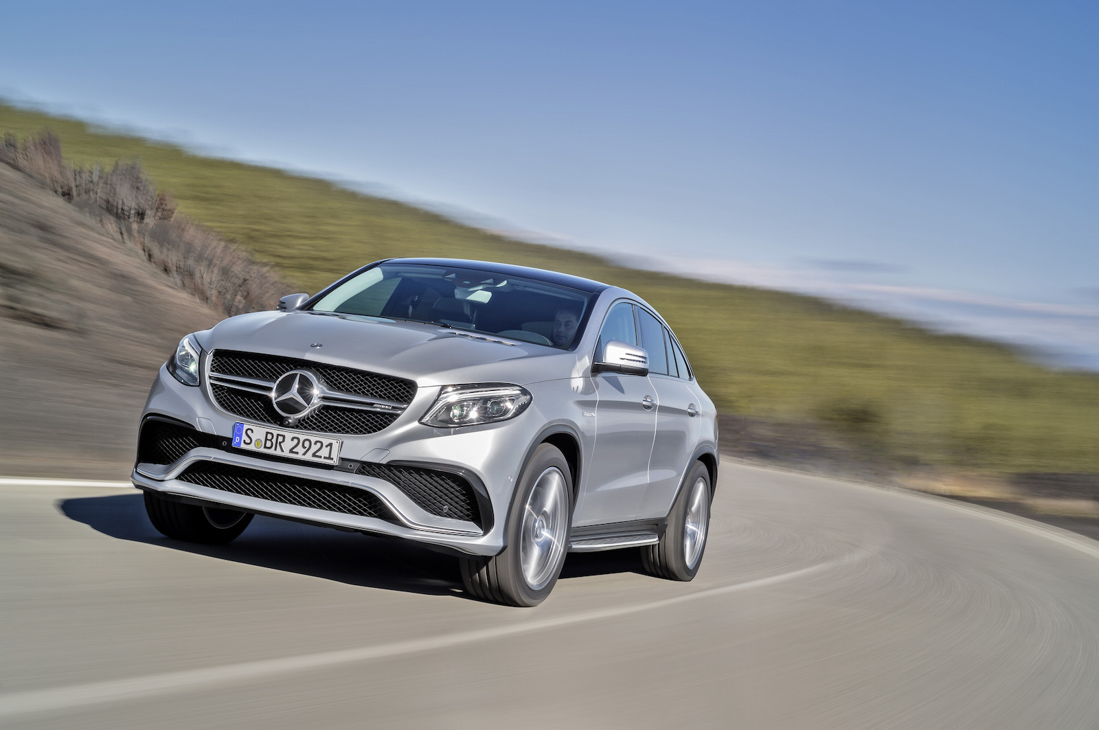All Types mercedes ml 2016 : From BlueTEC to 63 S, Mercedes' GLE-Class variants easily over ...