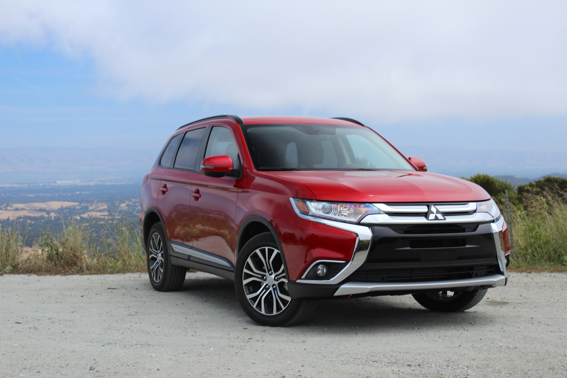 The Motoring World Mitsubishi Outlander Has Achieved The Highest