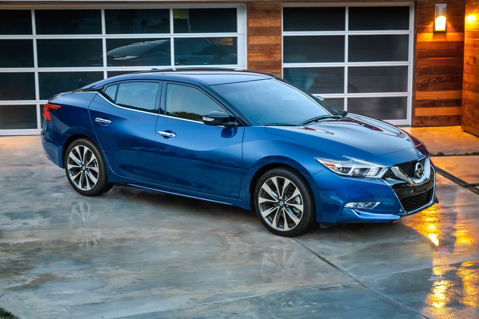 2016 nissan maxima review ratings specs prices and photos the car connection. Black Bedroom Furniture Sets. Home Design Ideas