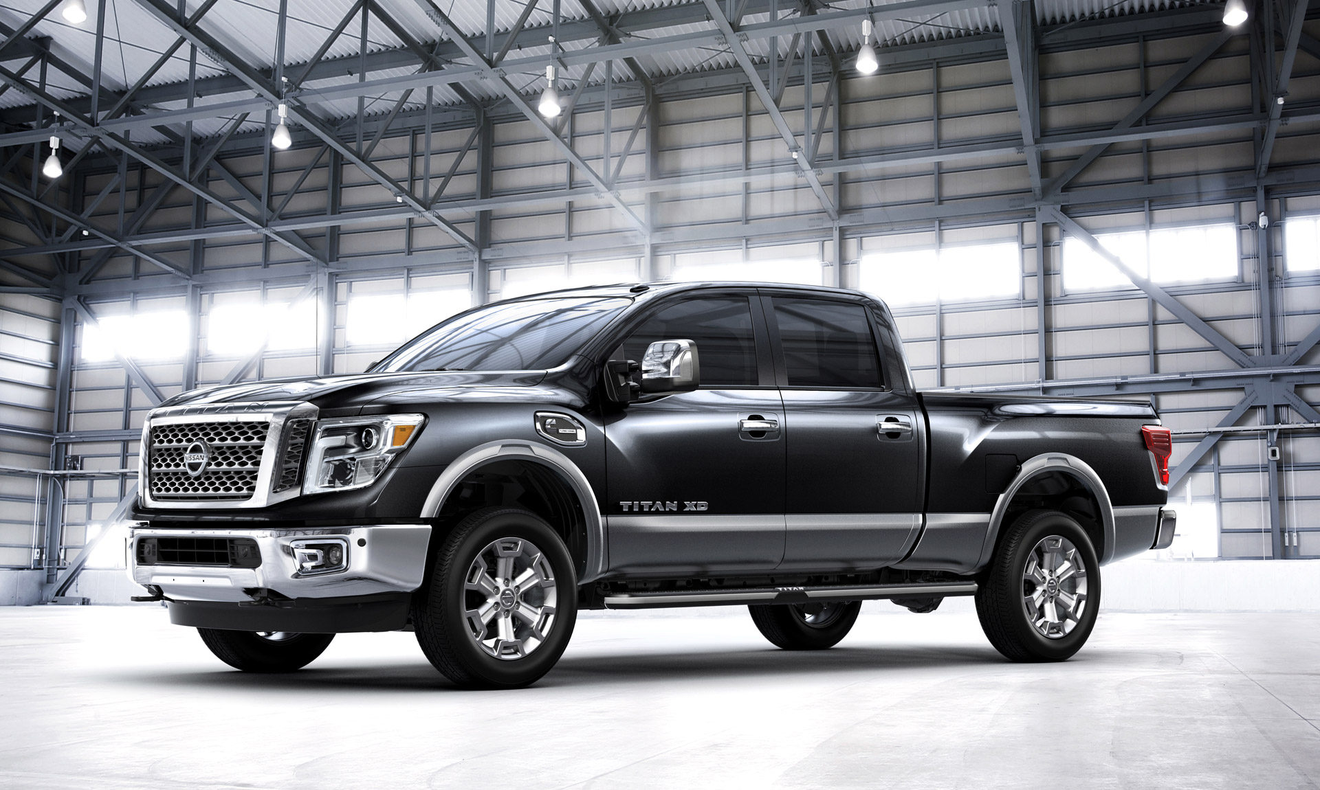 2016 Nissan Titan Review Ratings Specs Prices And Photos The Car Connection