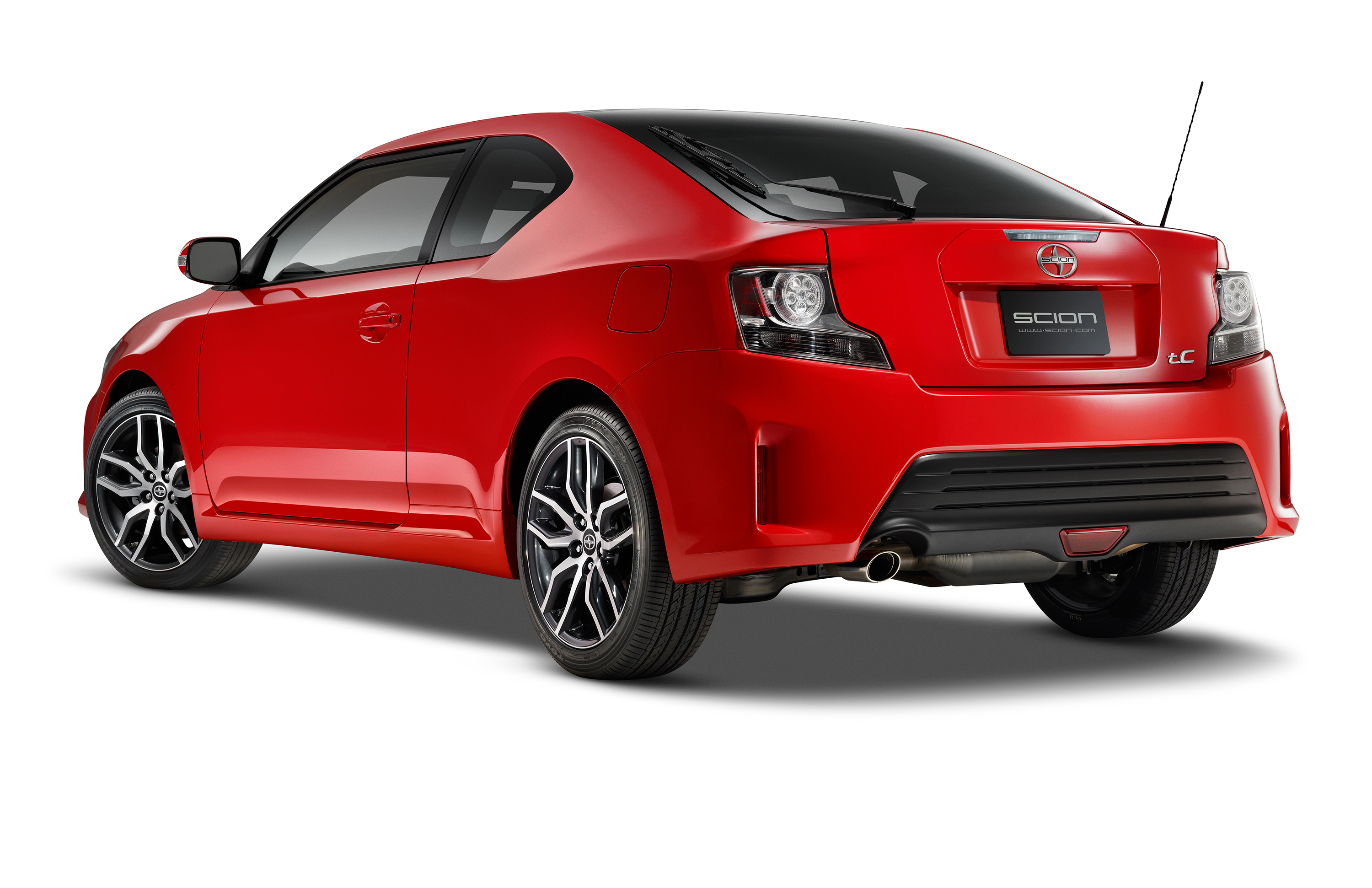 2016 scion tc review ratings specs prices and photos the car connection. Black Bedroom Furniture Sets. Home Design Ideas