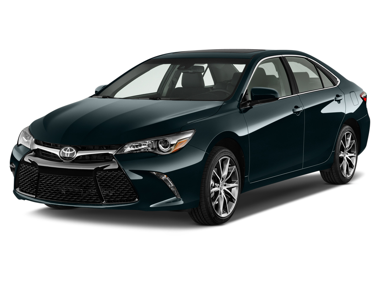 2016 toyota camry performance review the car connection. Black Bedroom Furniture Sets. Home Design Ideas