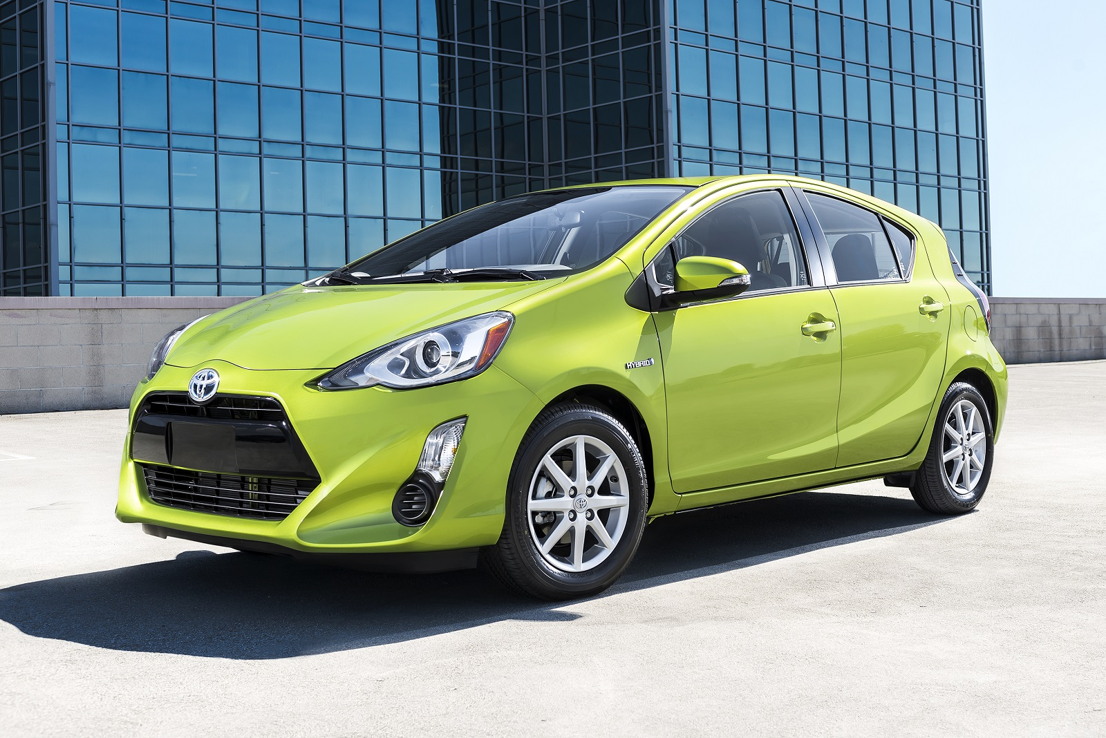2016 toyota prius c review ratings specs prices and photos the car connection. Black Bedroom Furniture Sets. Home Design Ideas