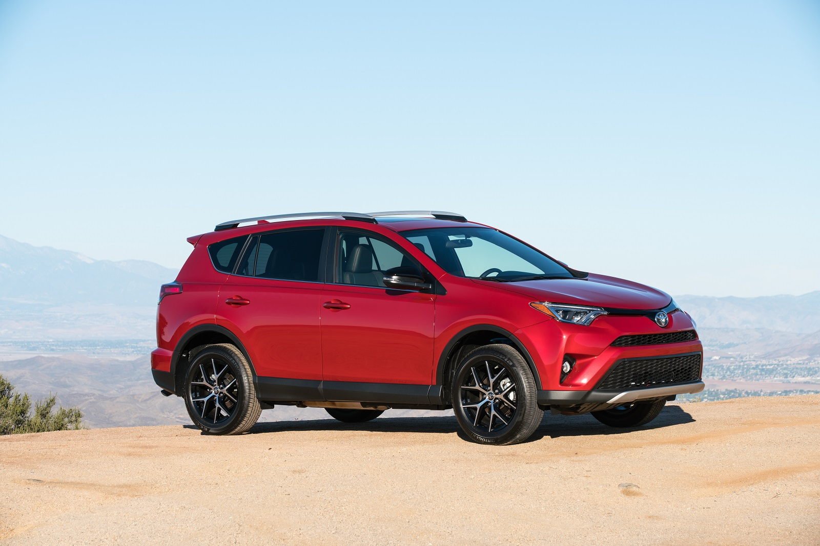 2016 Toyota RAV4 Review, Ratings, Specs, Prices, and Photos - The Car Connection