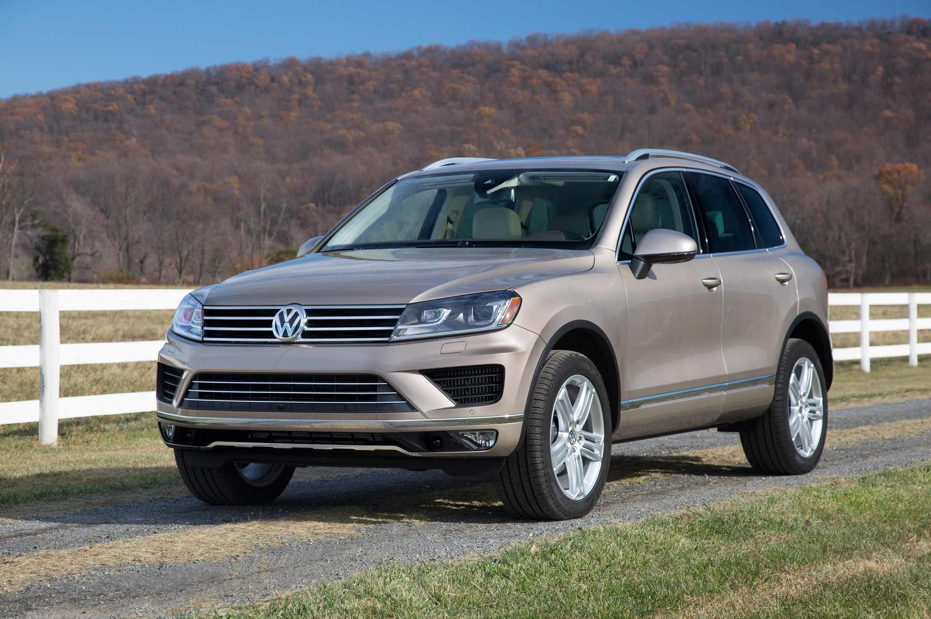 2016 Volkswagen Touareg Vw Performance Review The Car