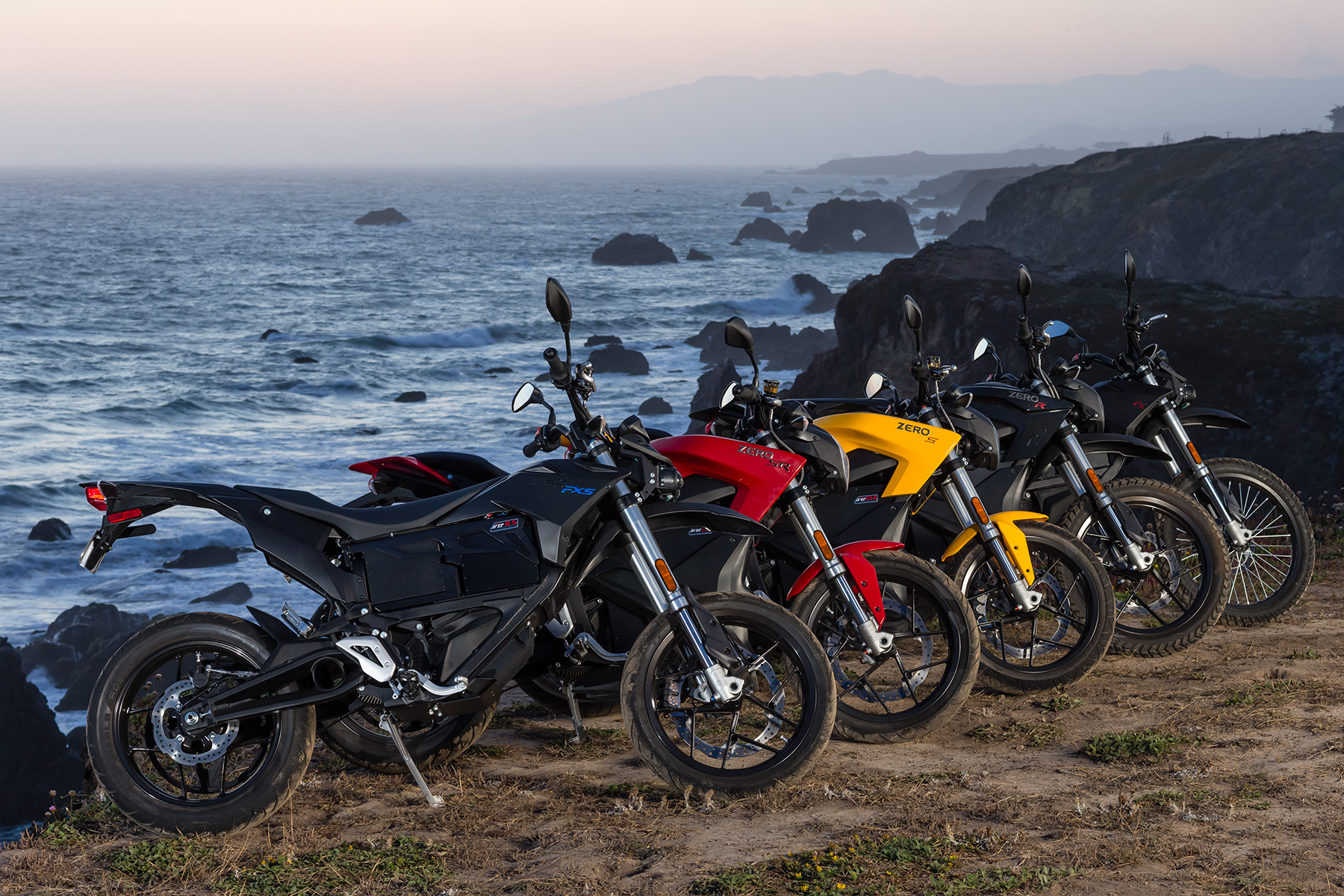 2016 Zero Electric Motorcycles 2 New Bikes Faster