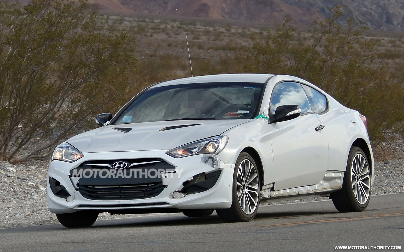 hyundai genesis coupe - photo #7
