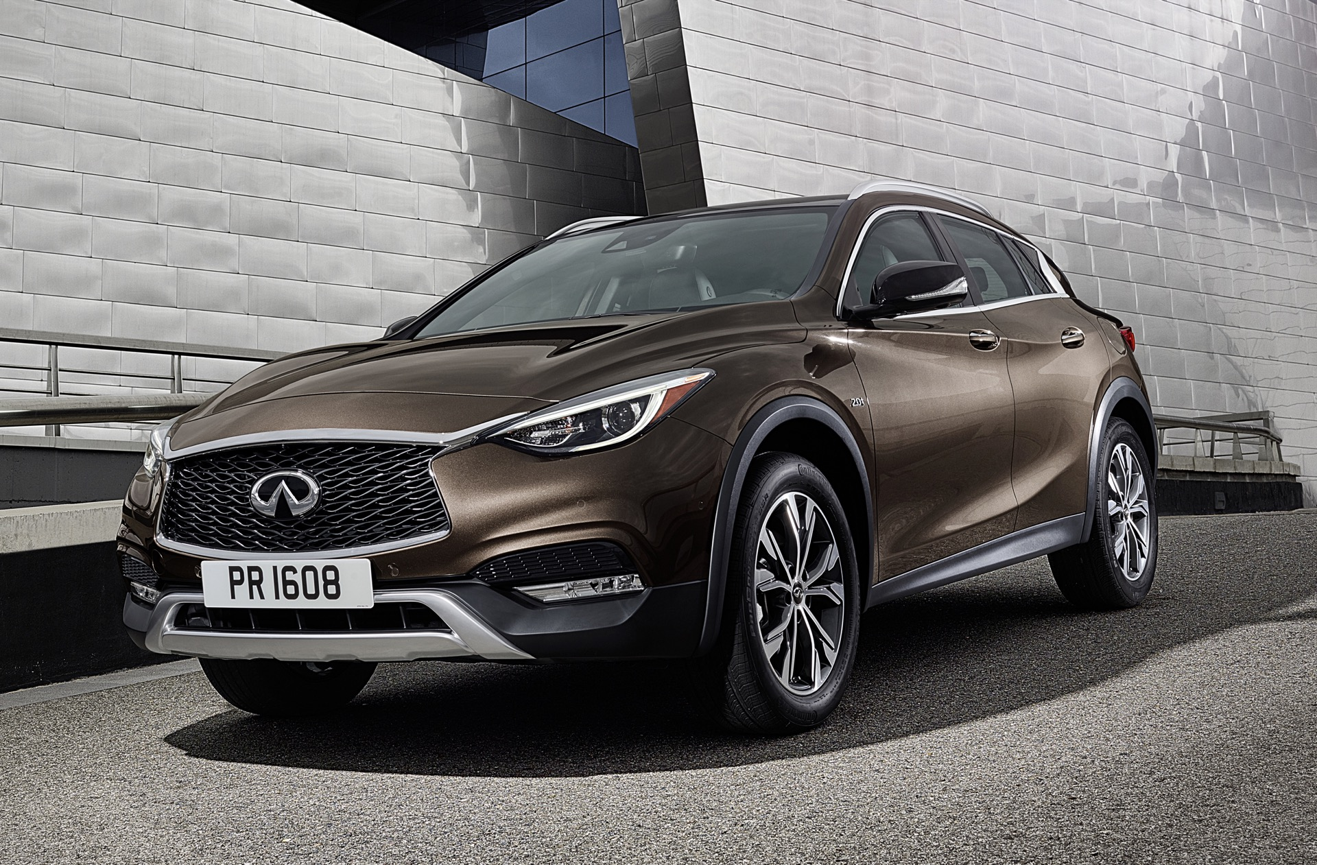 2017 Infiniti QX30 Review, Ratings, Specs, Prices, and Photos - The Car Connection