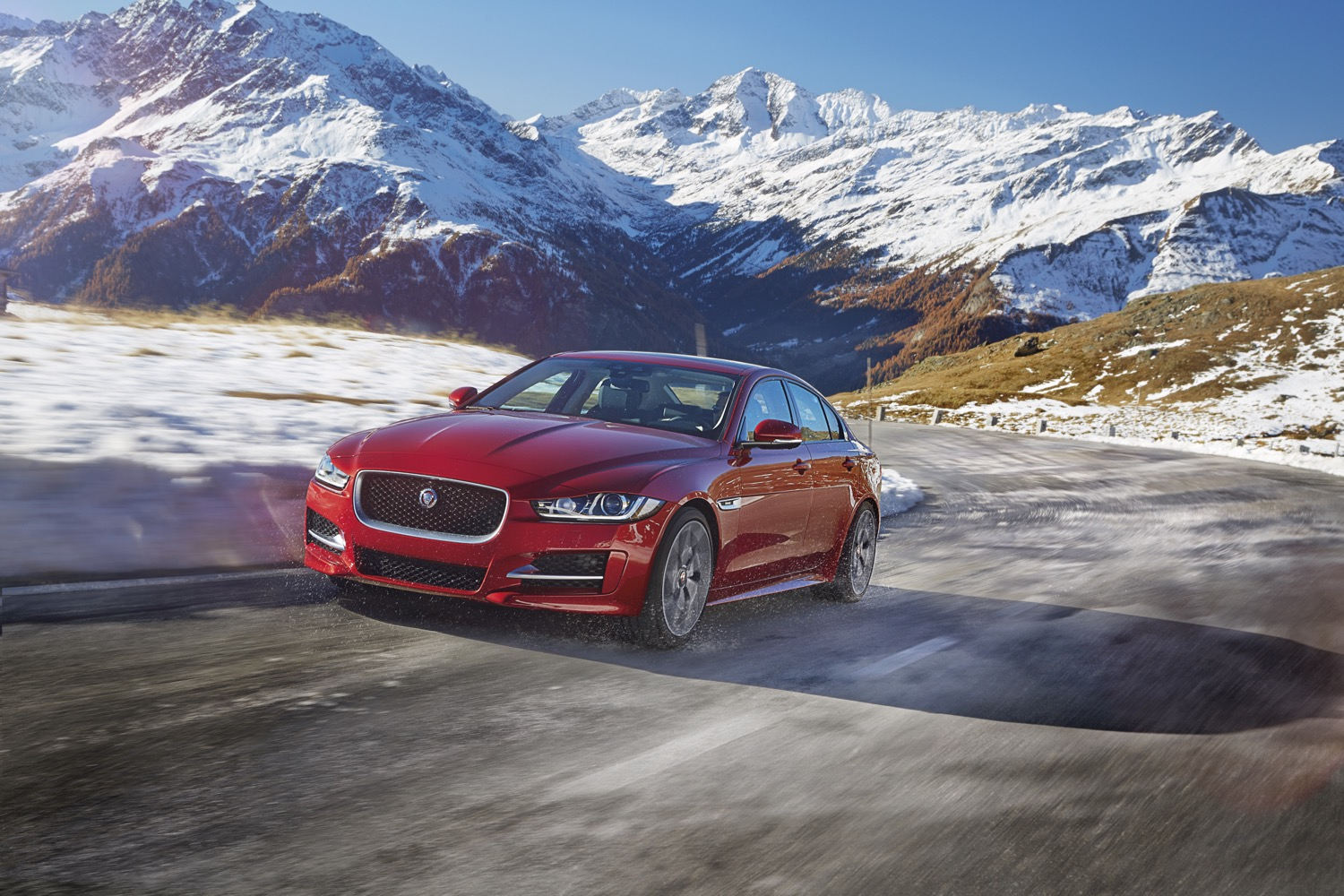 Land Rover Fort Worth >> 2017 Jaguar XE Review, Ratings, Specs, Prices, and Photos ...