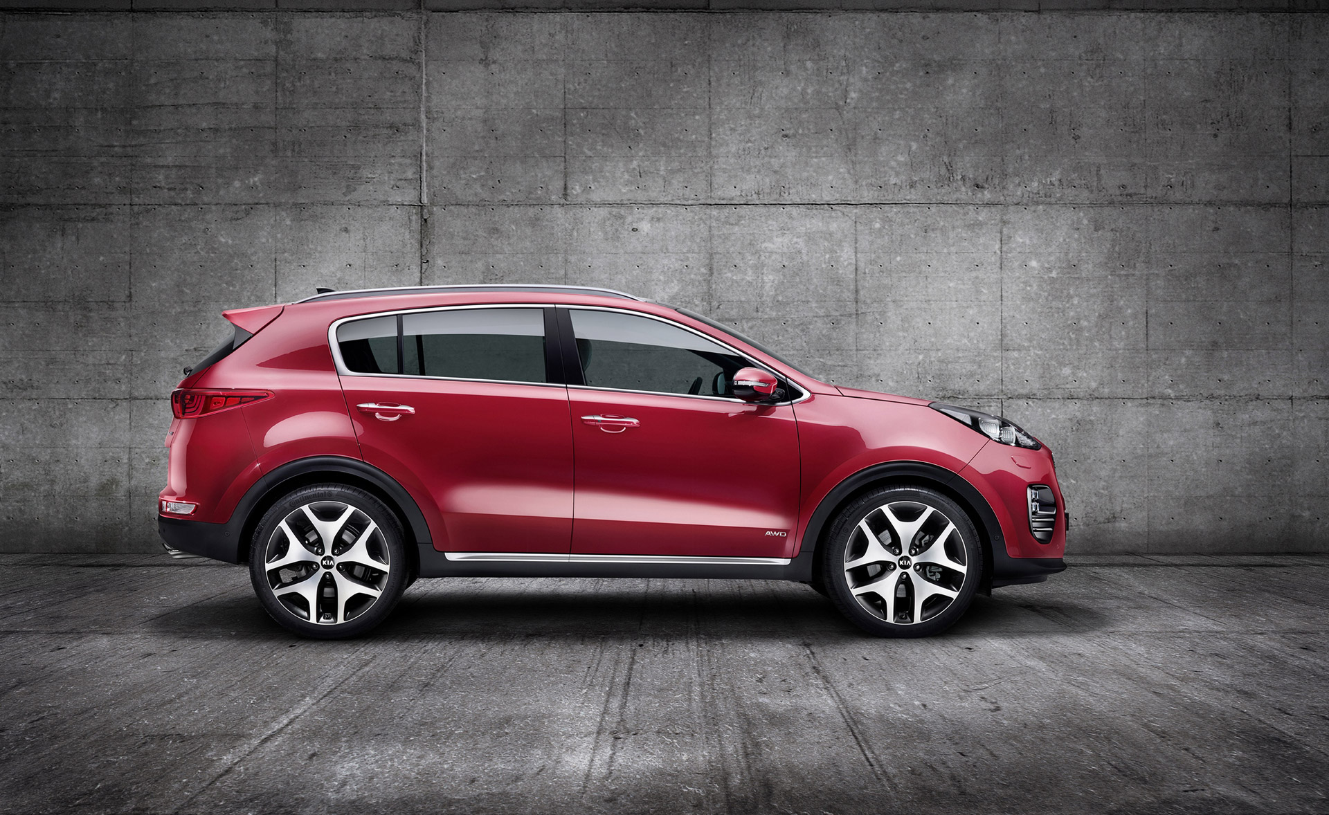 2017 kia sportage revealed. Black Bedroom Furniture Sets. Home Design Ideas