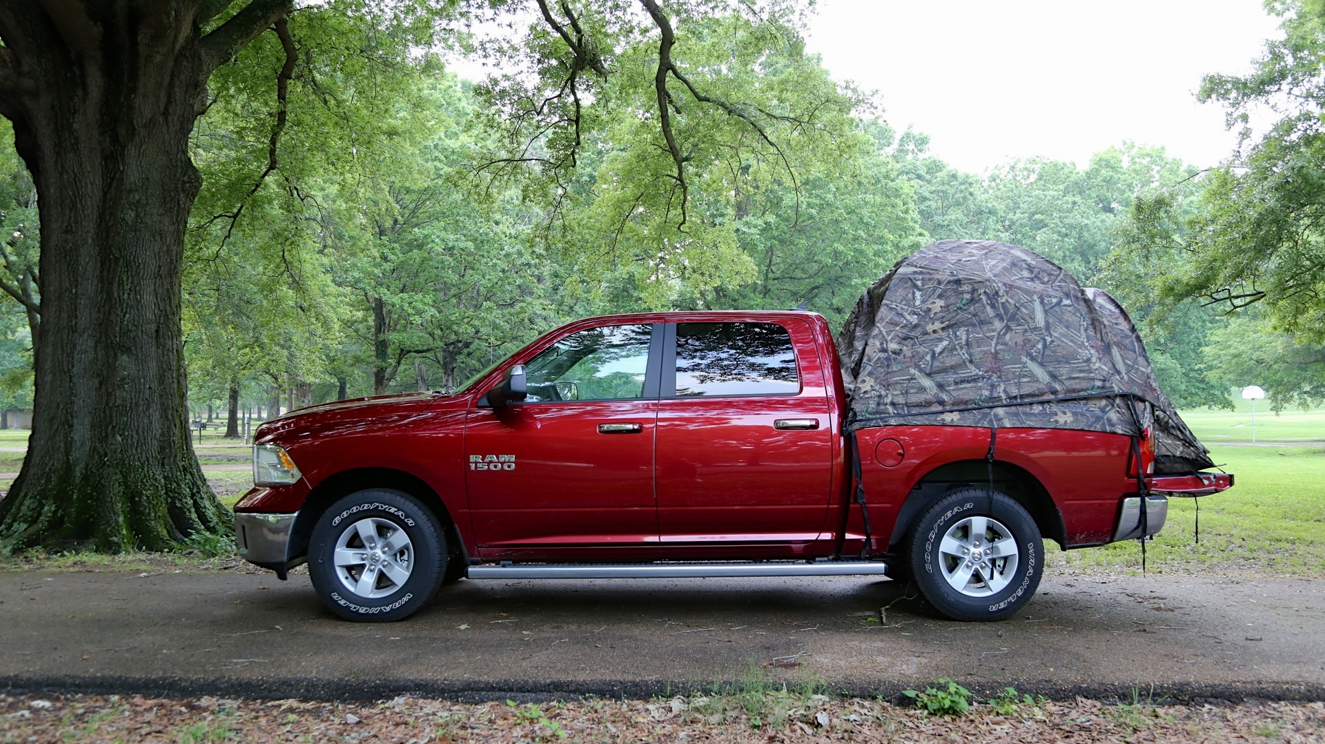 30 Days Of 2013 Ram 1500 Camping In Your Truck Page 2