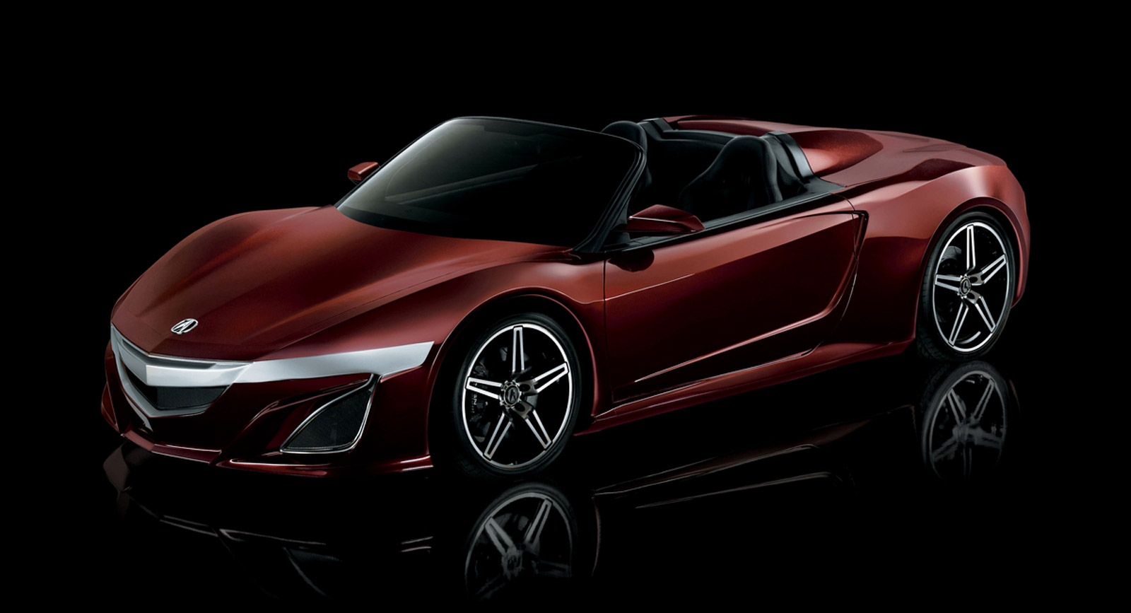 2015 acura nsx to spawn convertible version report. Black Bedroom Furniture Sets. Home Design Ideas