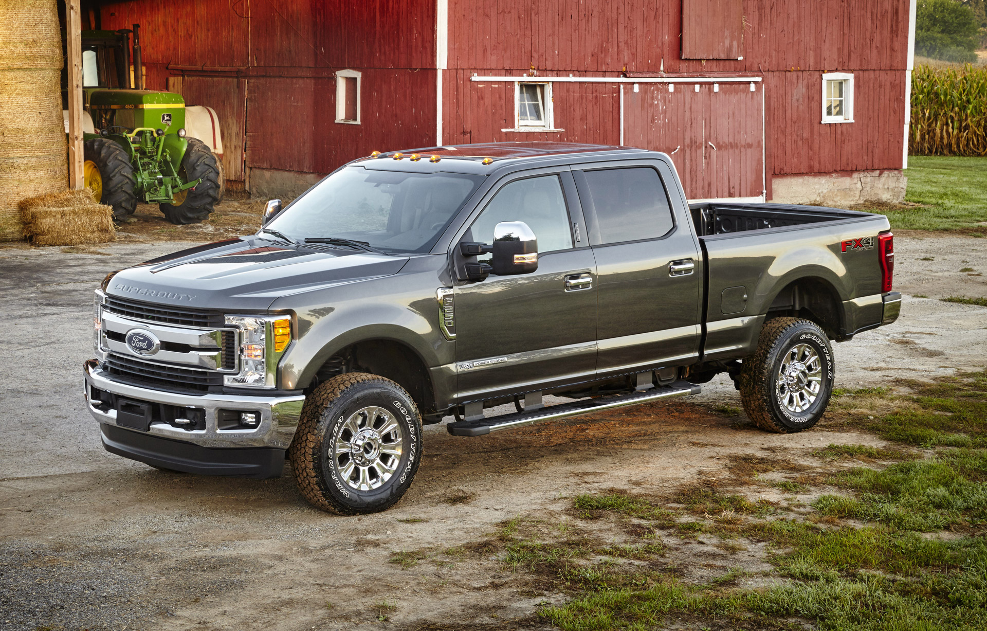 aluminum bodied 2017 ford f series super duty rolls in 100528985