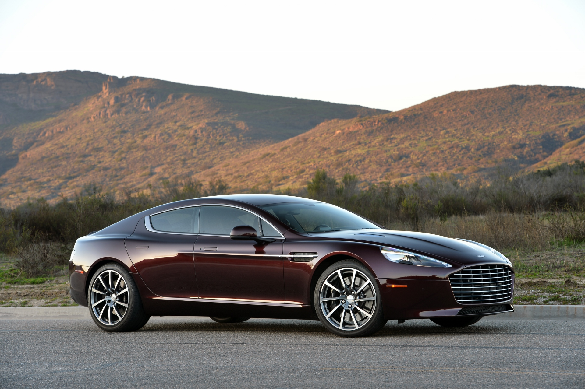 2016 Aston Martin Rapide Summary Review The Car Connection